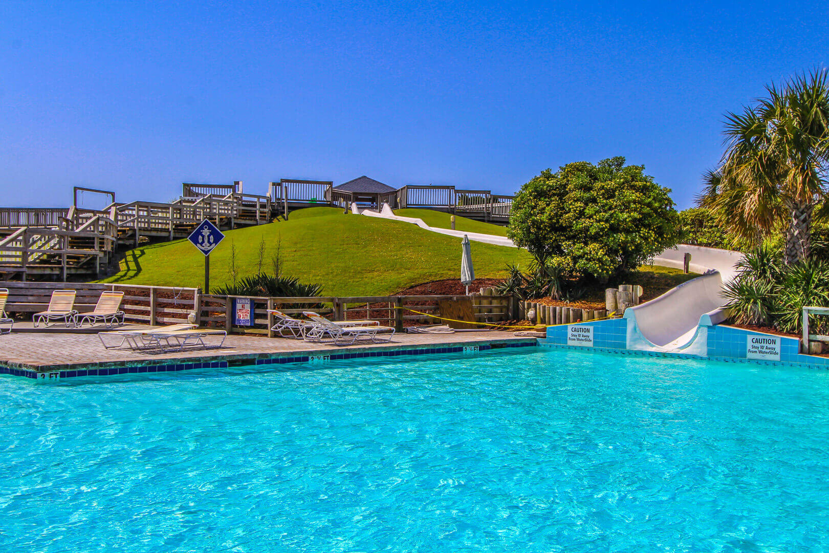 A Place At The Beach Resort Pool