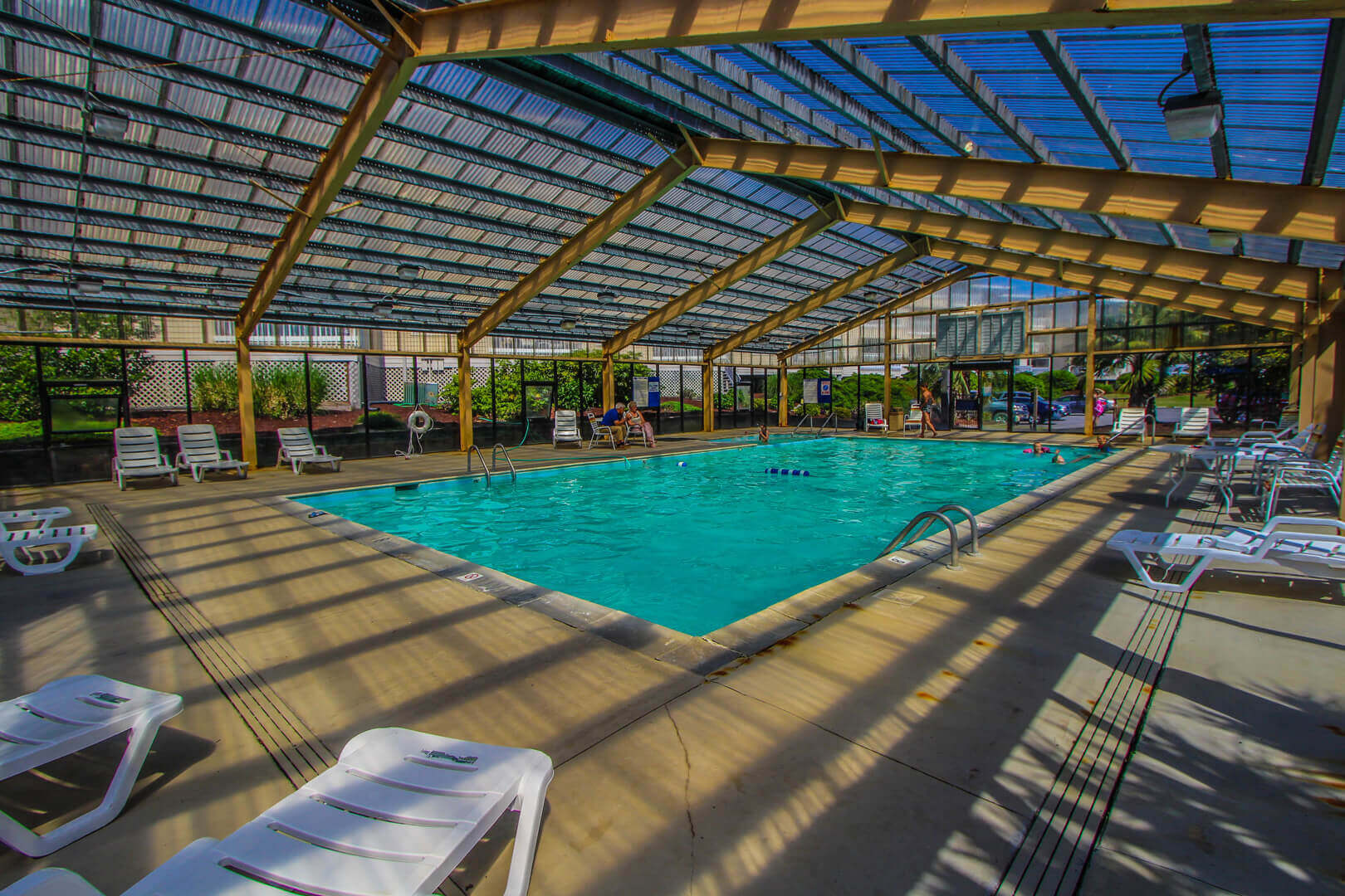 A Place At The Beach Resort Indoor Pool