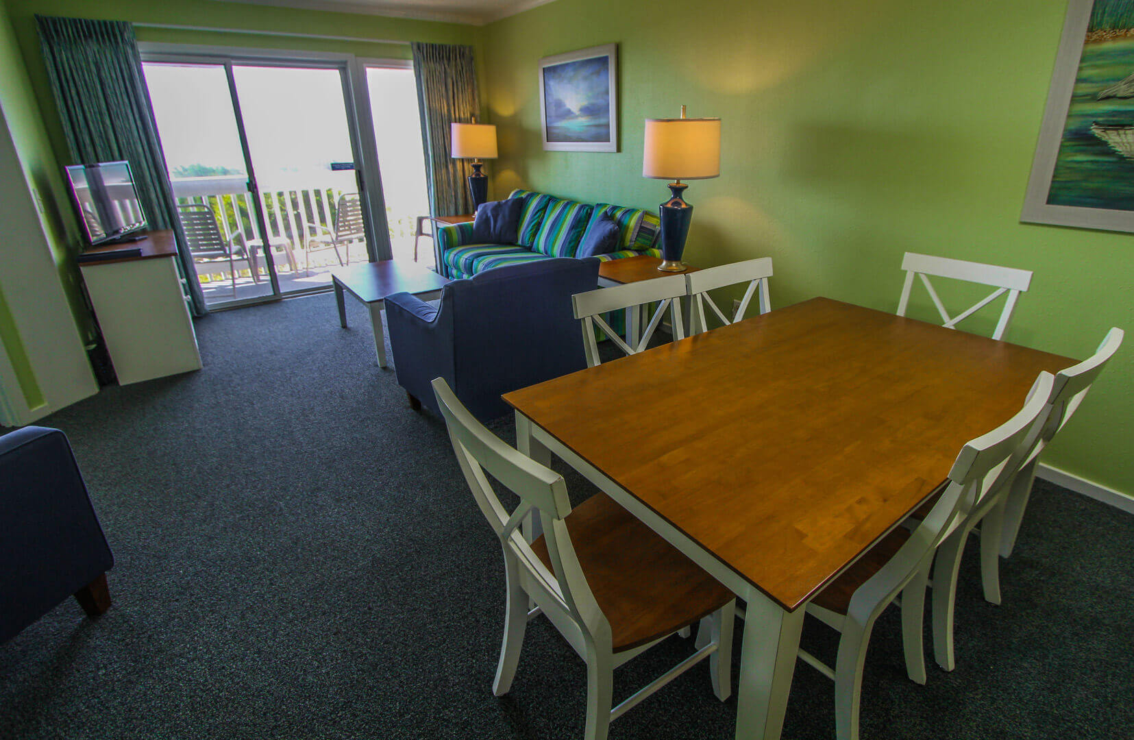 A Place At The Beach Resort Dining Room