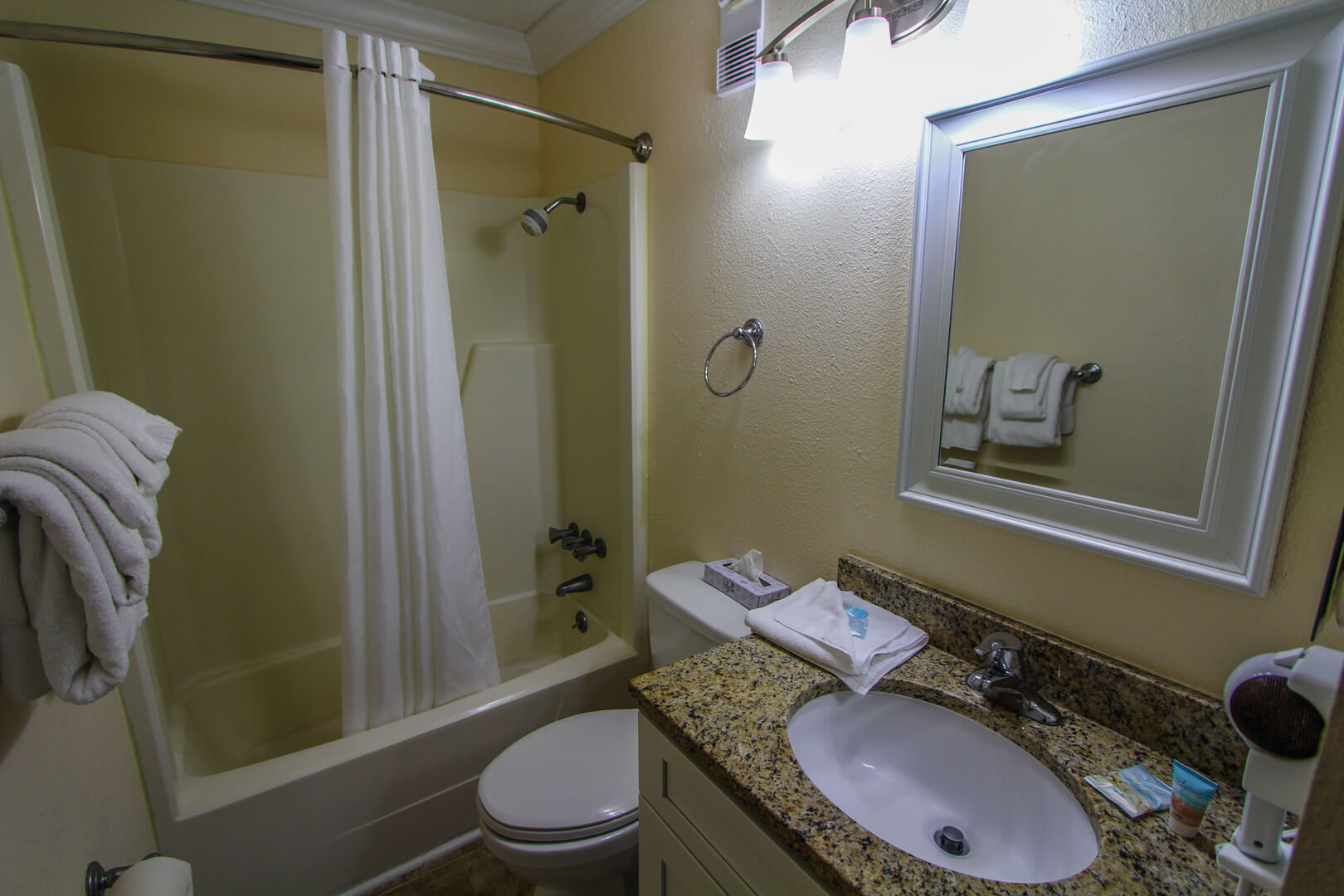 A Place At The Beach Resort Bathroom