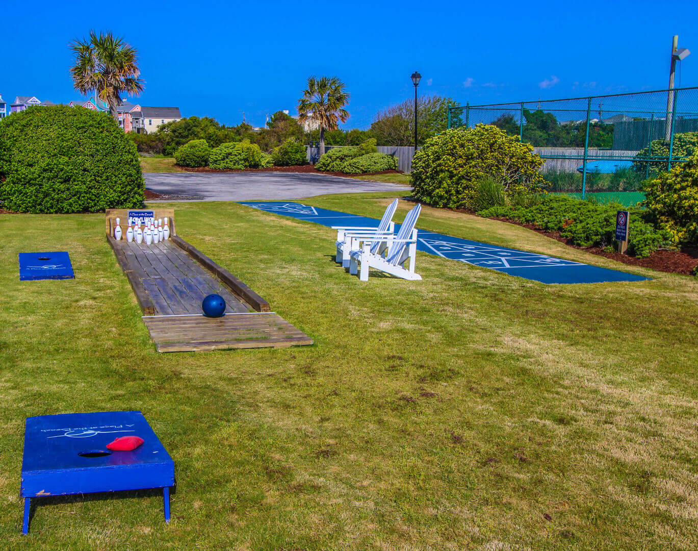 A Place At The Beach Resort Playground