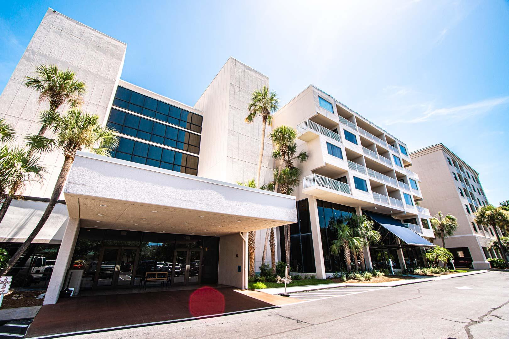 Bay Club Sandestin Building