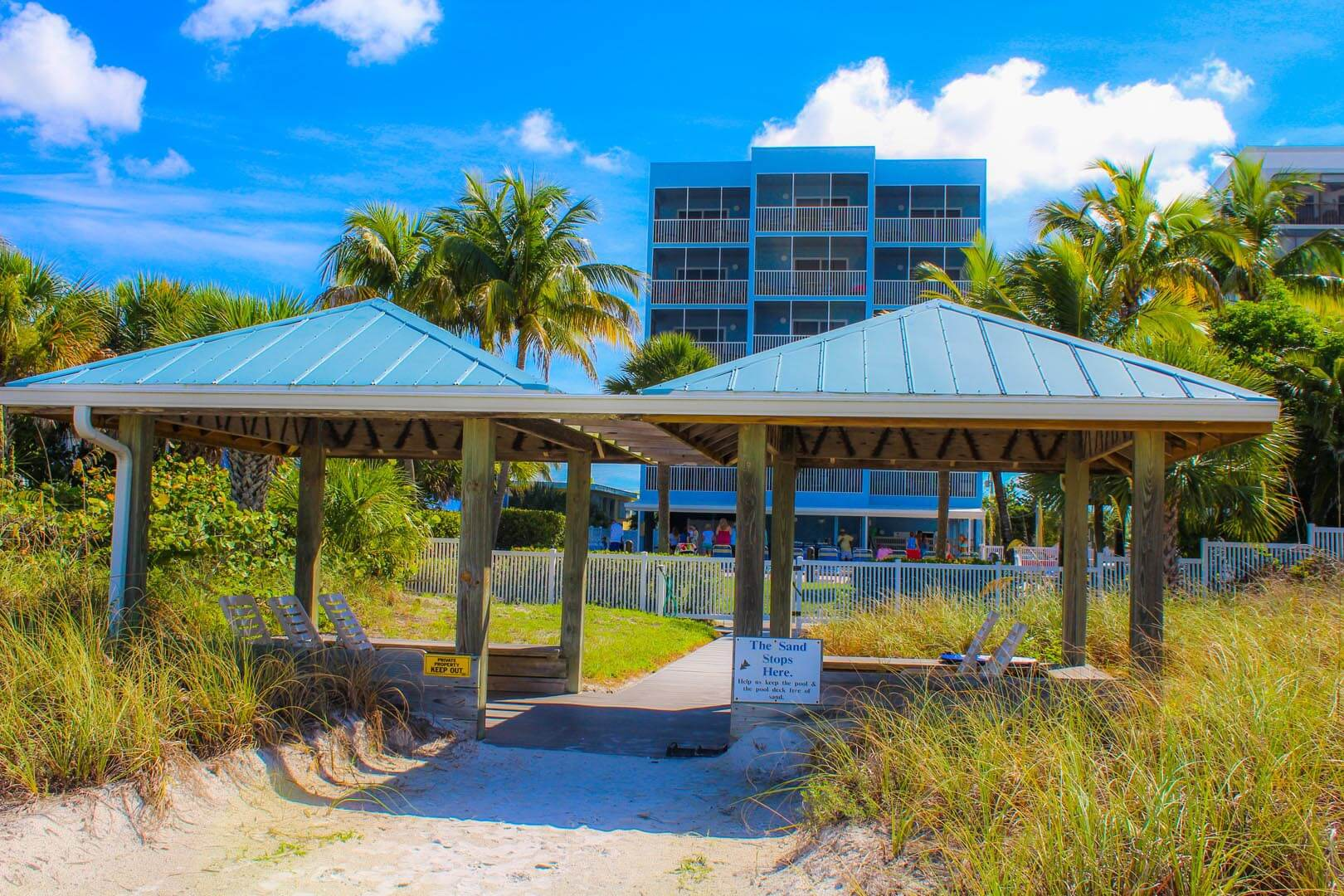 Beach Club I Common Area