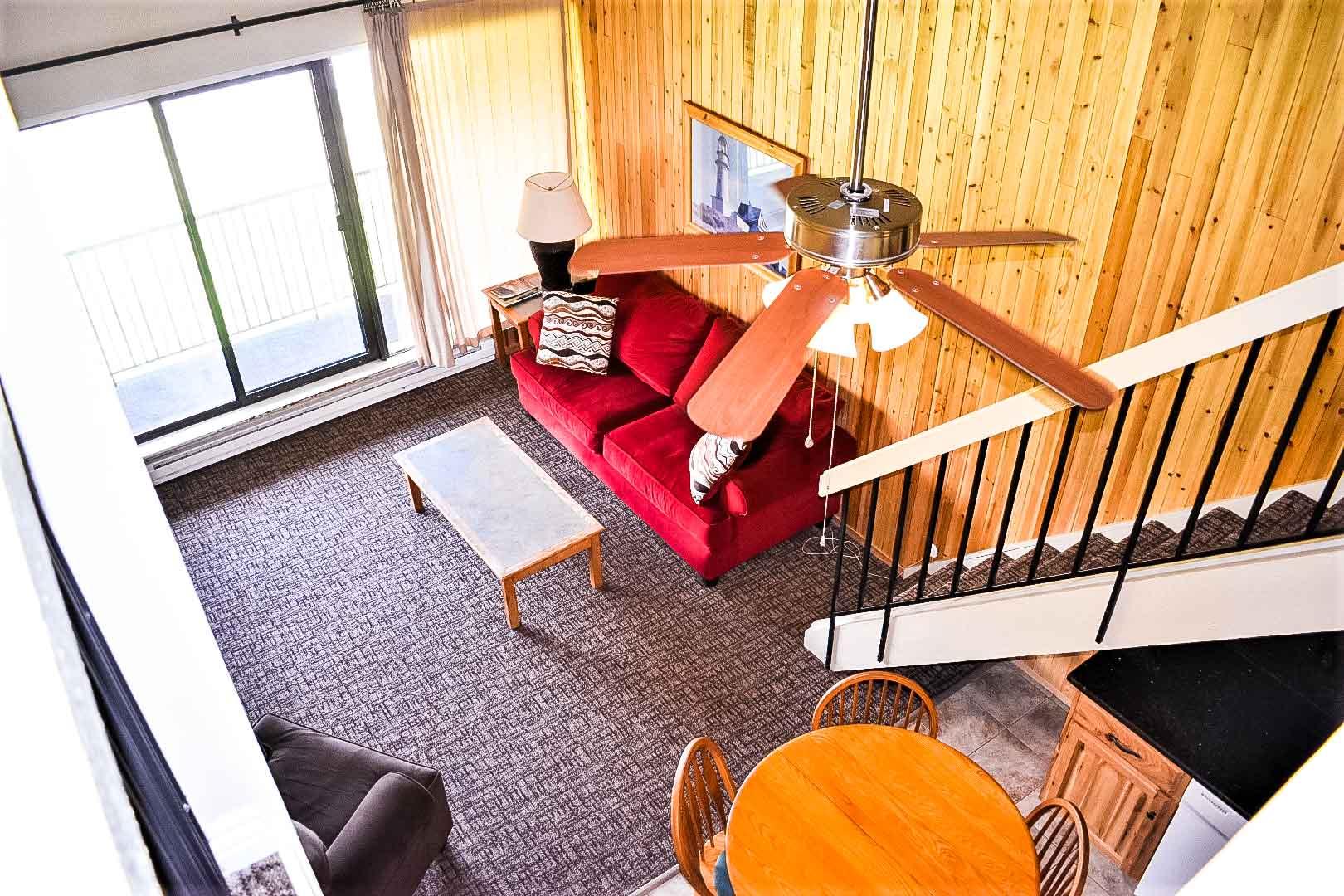 Bear Lake Condos Bedroom