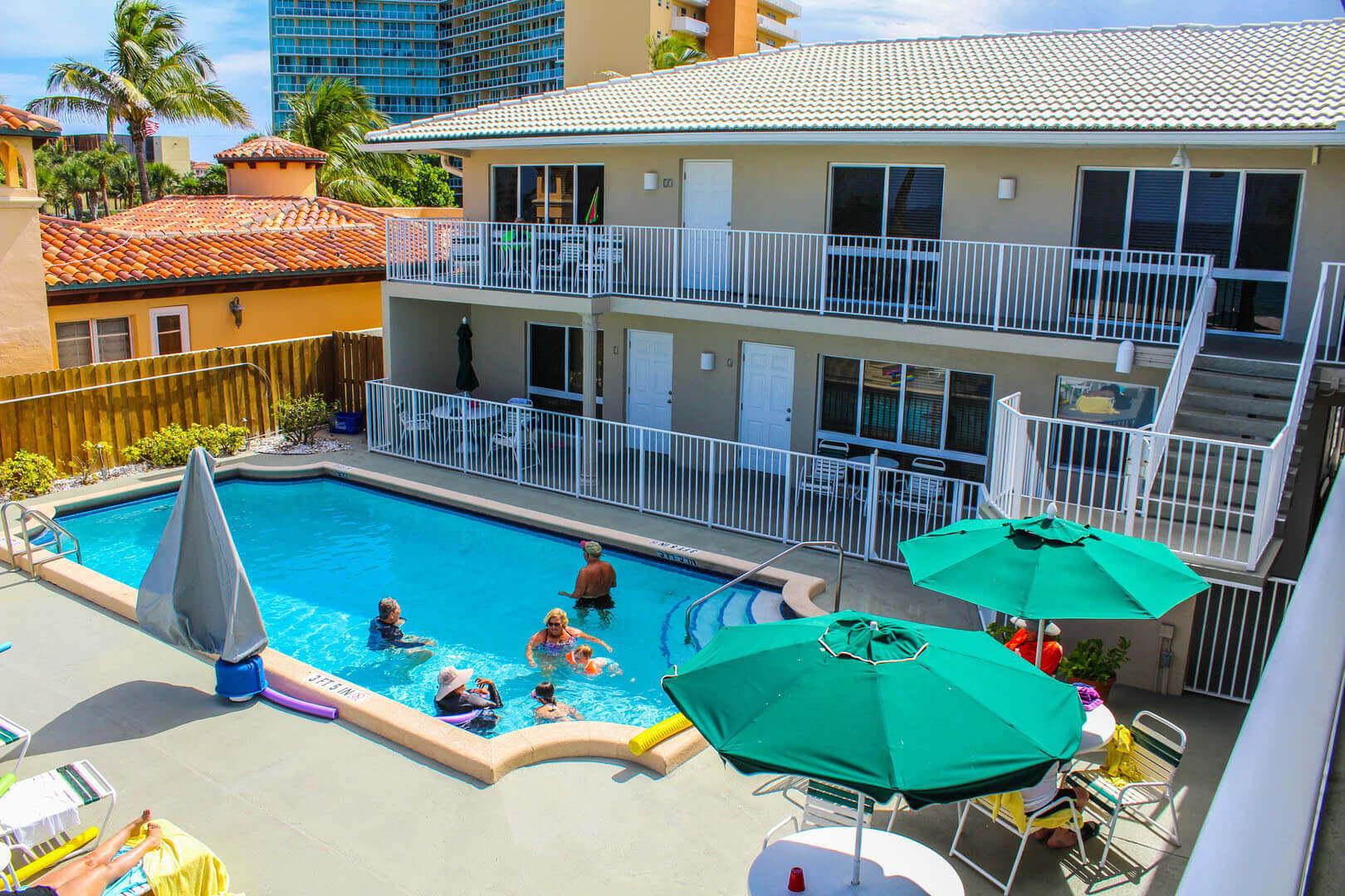 Birkshire Beach Club Pool