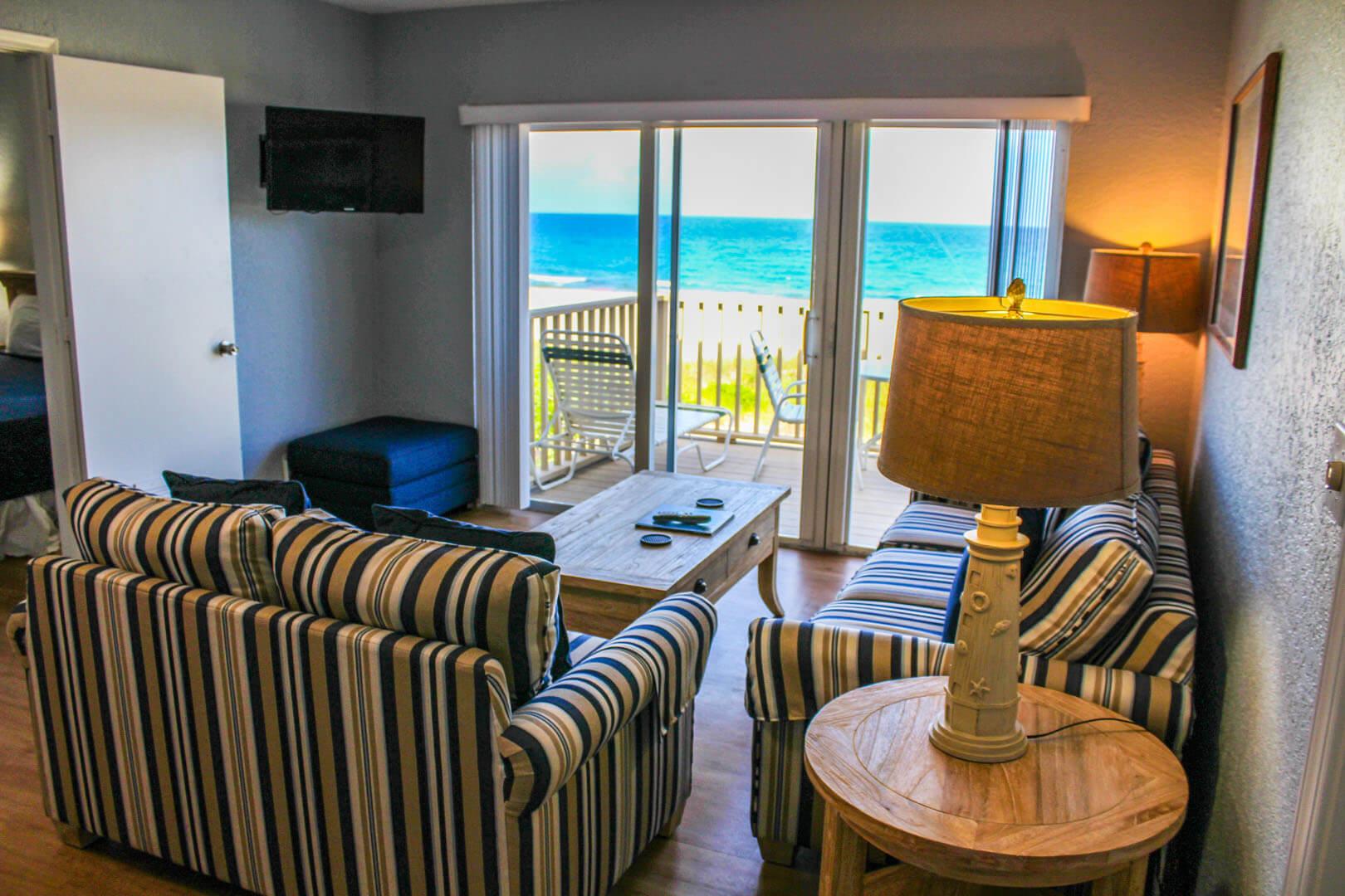 Birkshire Beach Club Living Room