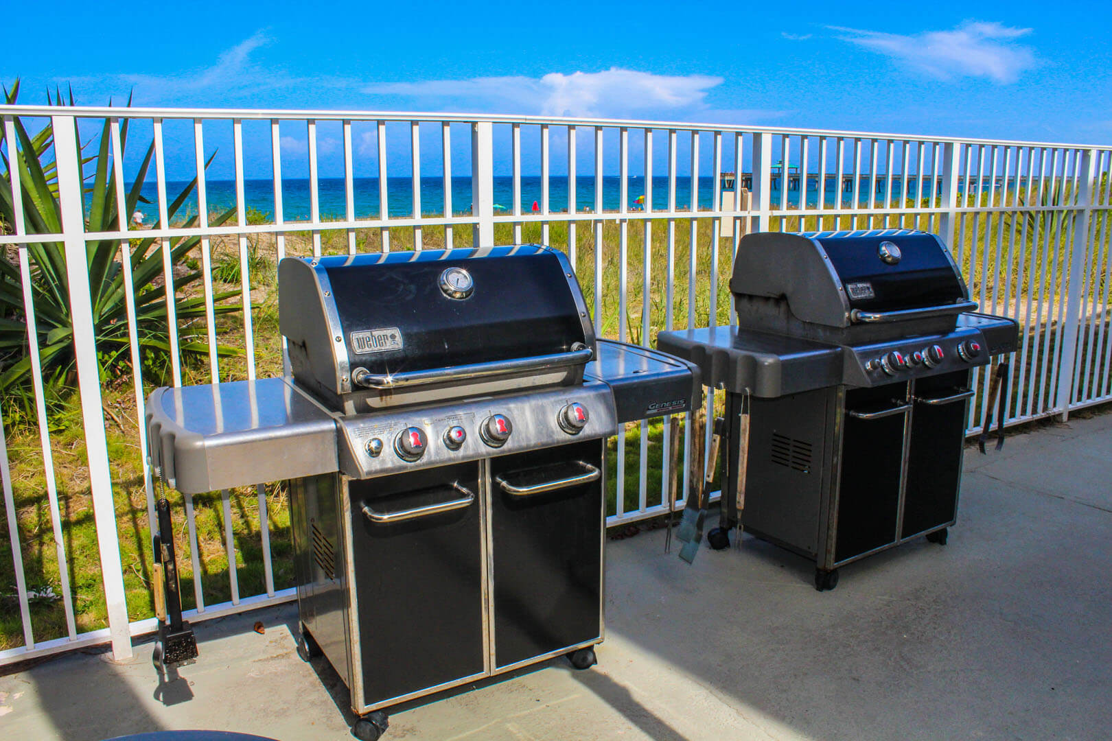 Birkshire Beach Club BBQ Grills