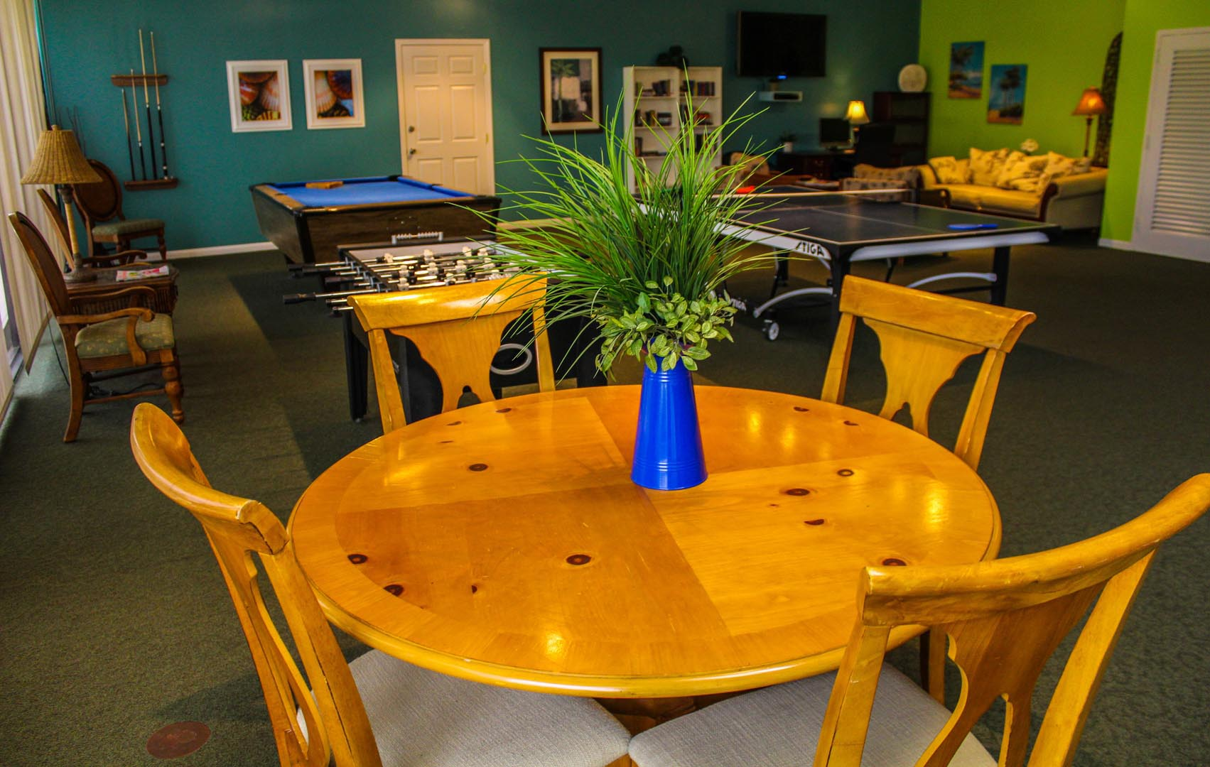 Birkshire By The Sea Game Room