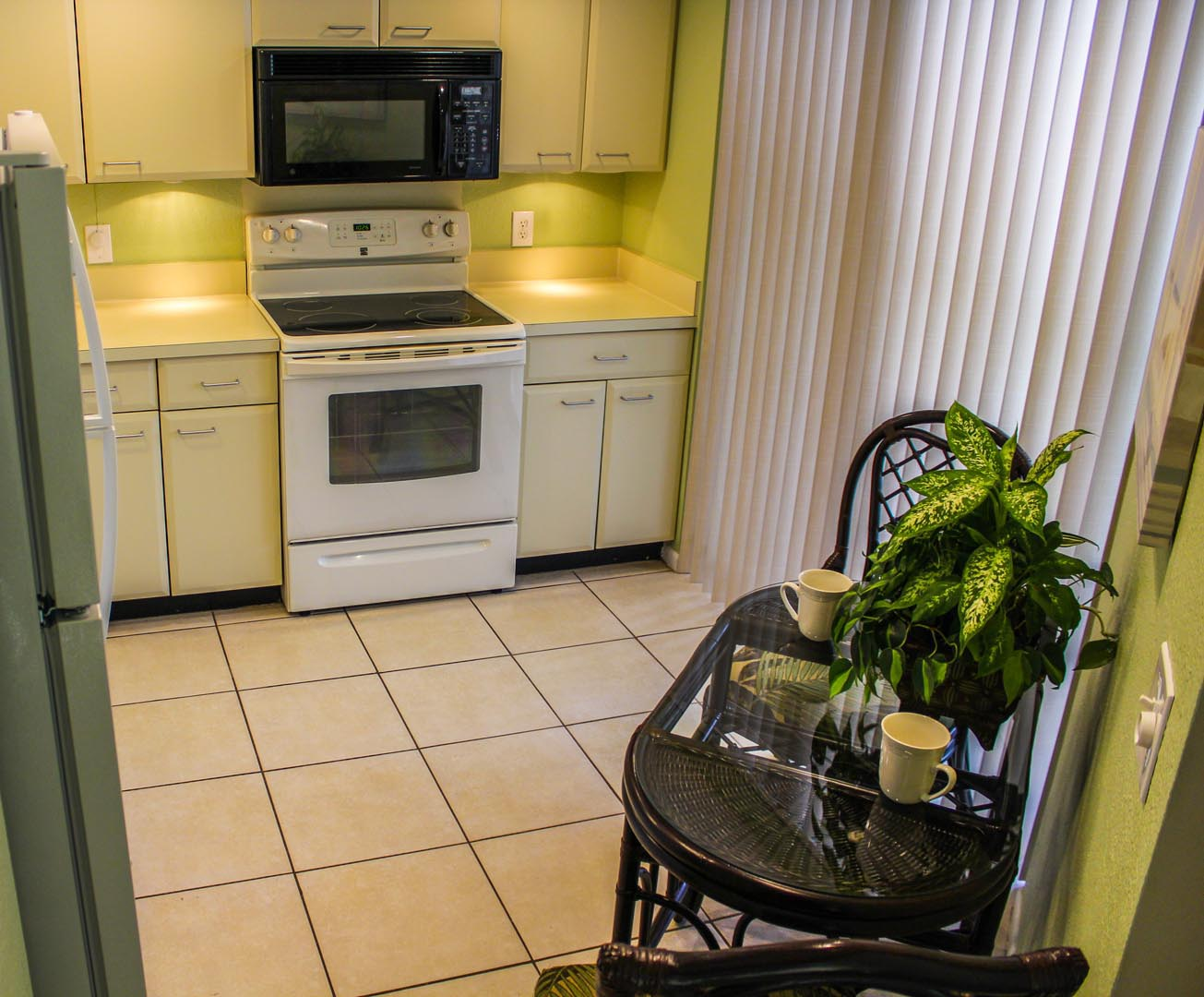 Birkshire By The Sea Kitchen
