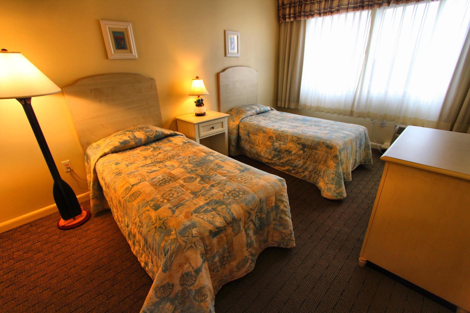 Brigantine Beach Club Bedroom