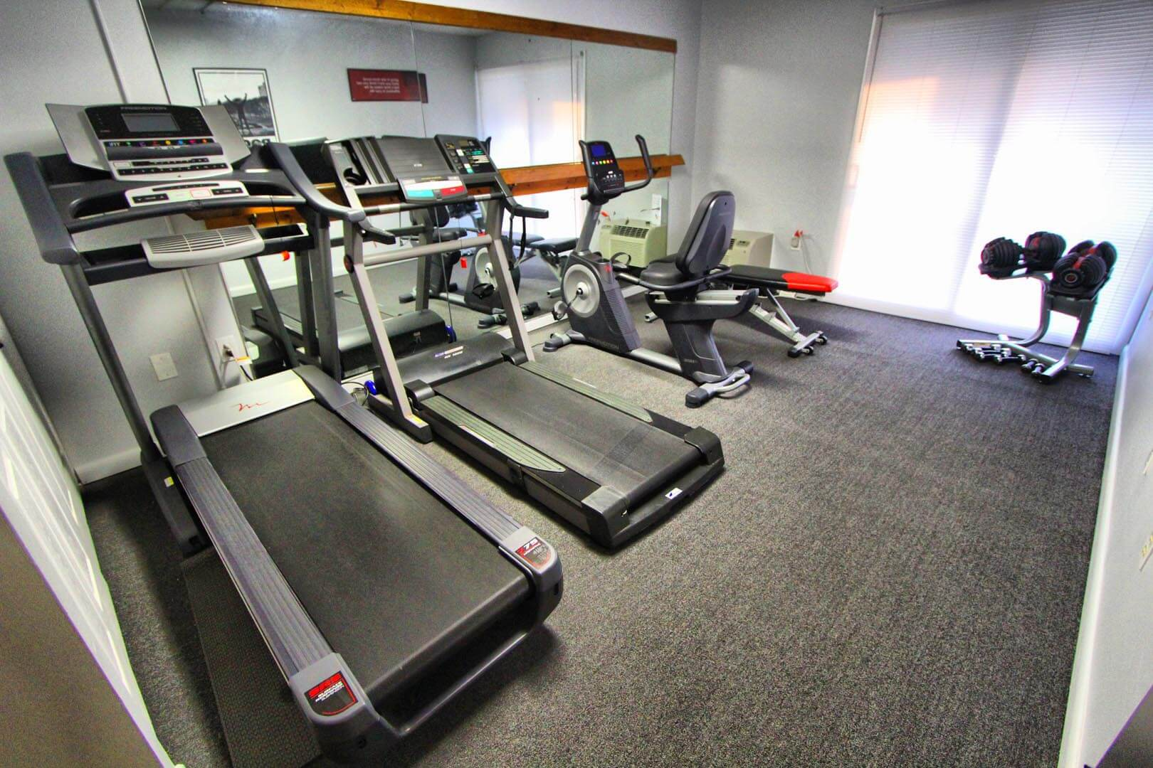 Brigantine Beach Club Gym