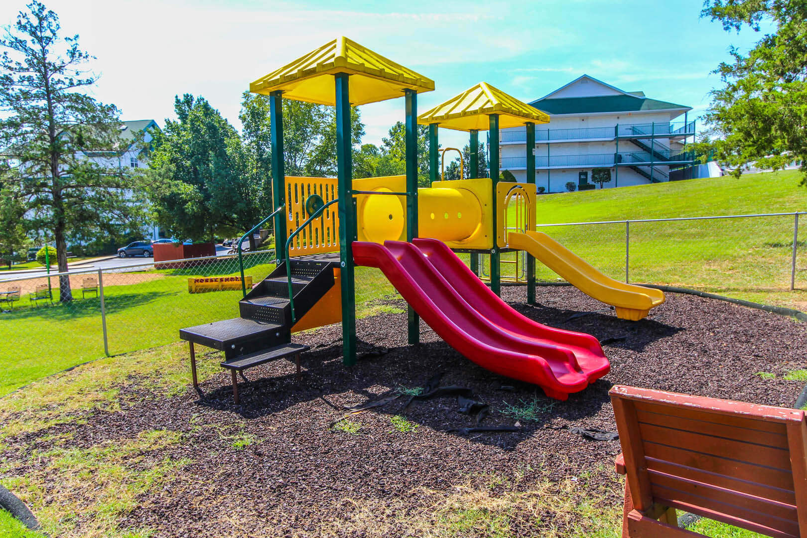 Carriage Place Resort Playground