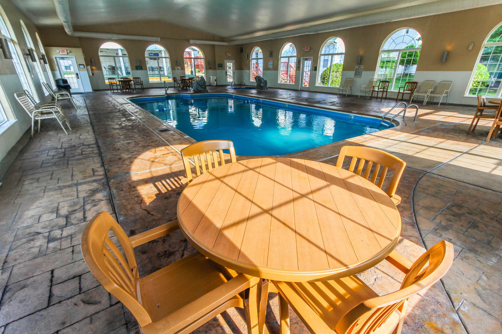 Carriage Place Resort Indoor Pool