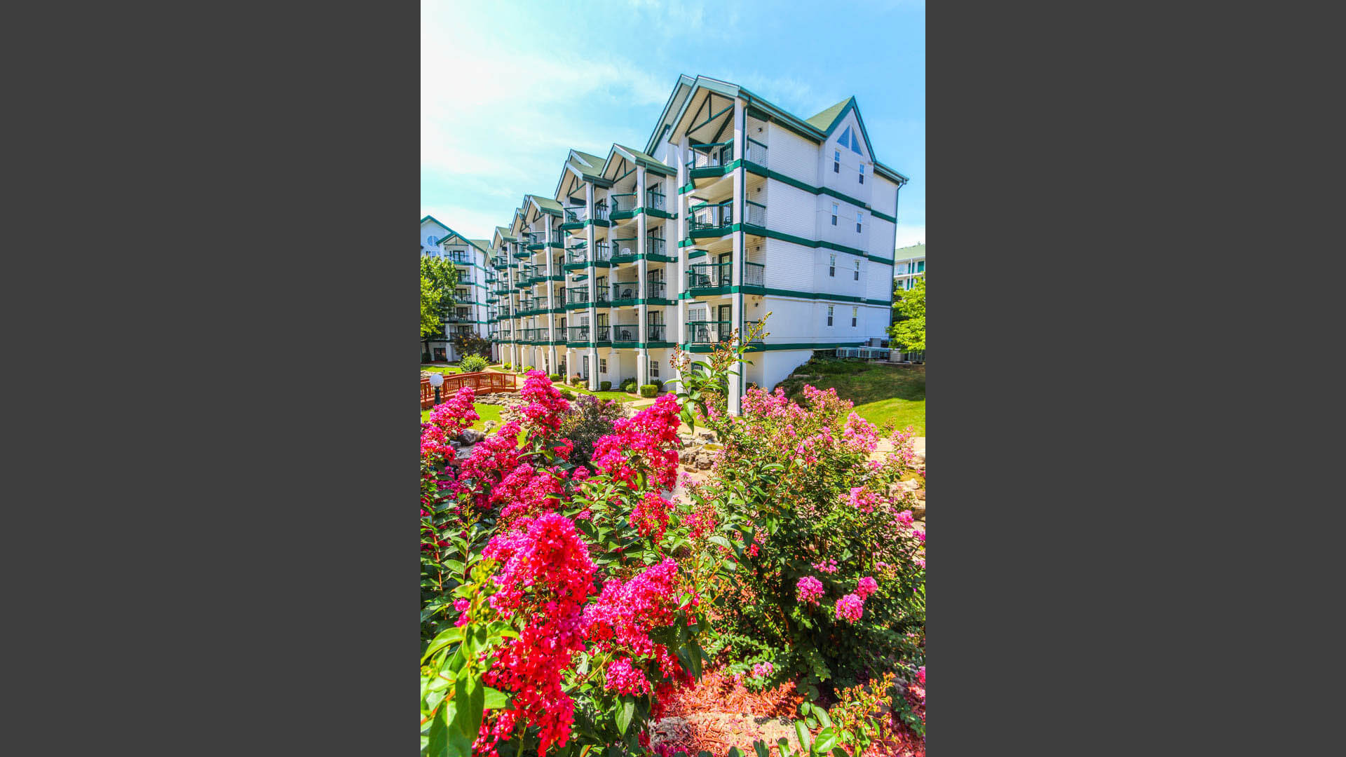 Carriage Place Resort Building