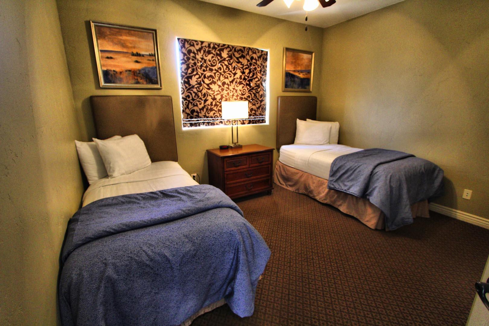 Canyon Villas Bedroom