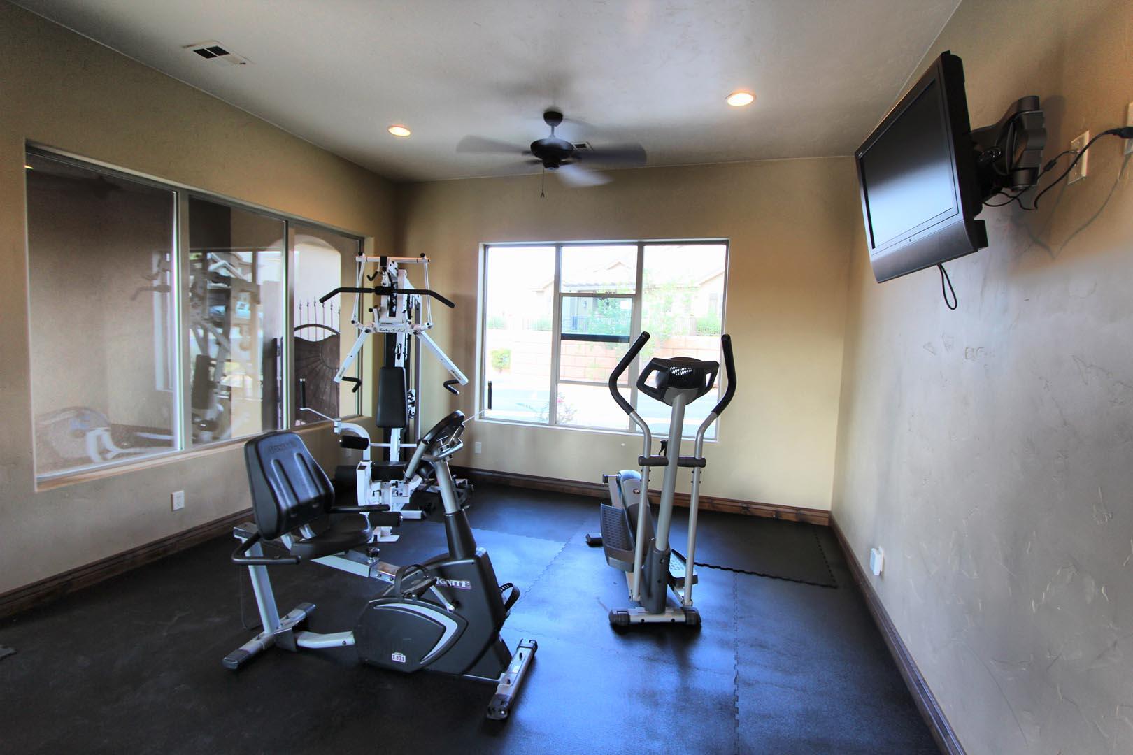 Canyon Villas Gym
