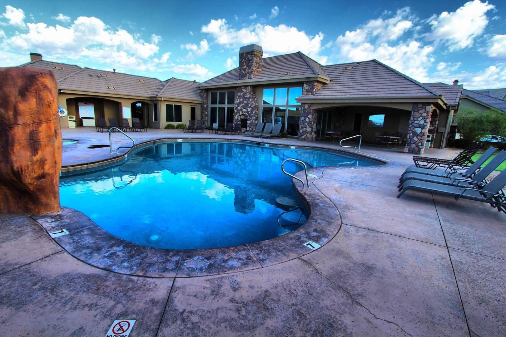Canyon Villas Pool