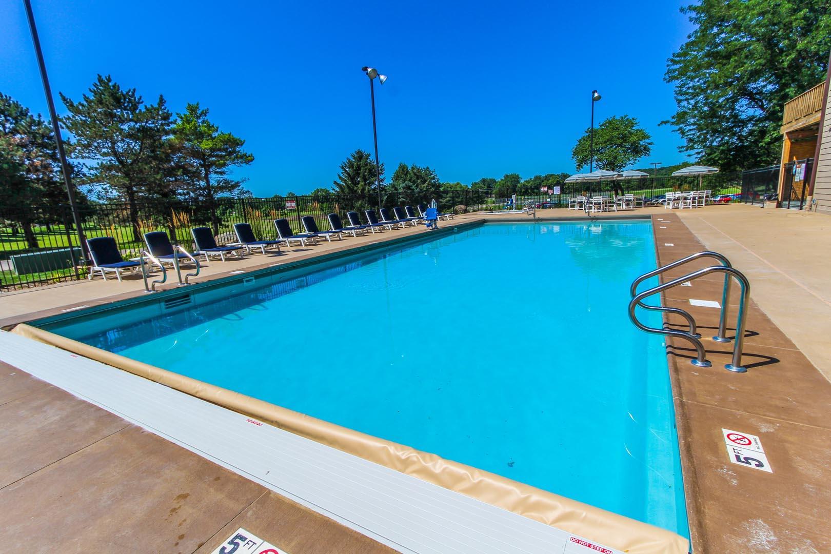 Clover Ridge Resort Pool