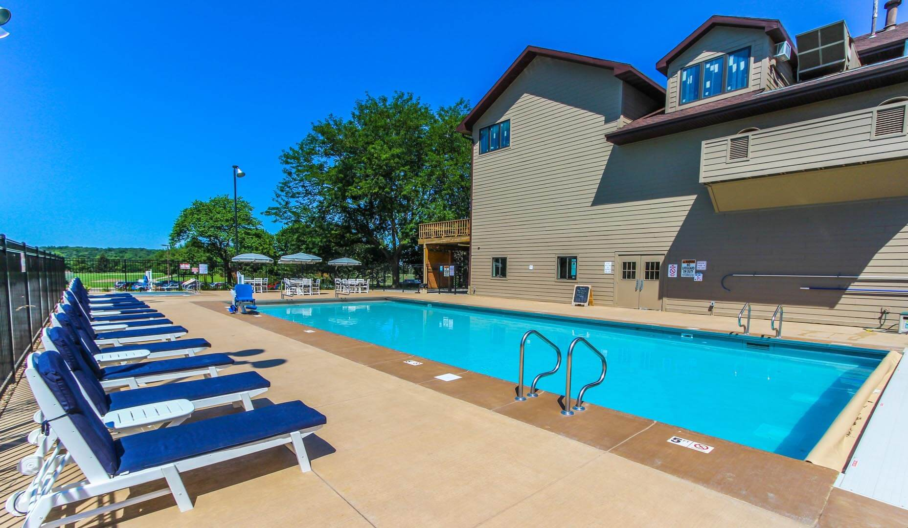 Clover Ridge Resort Pool
