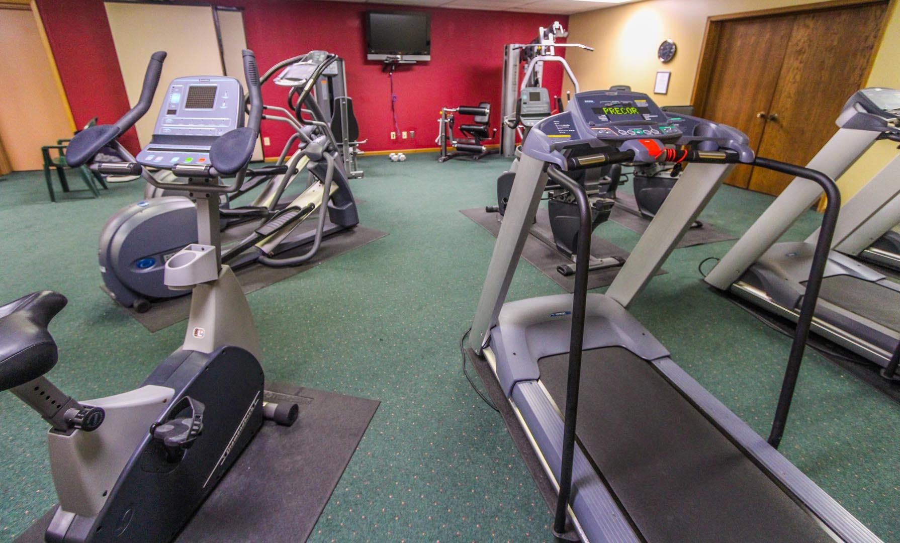 Clover Ridge Resort Gym