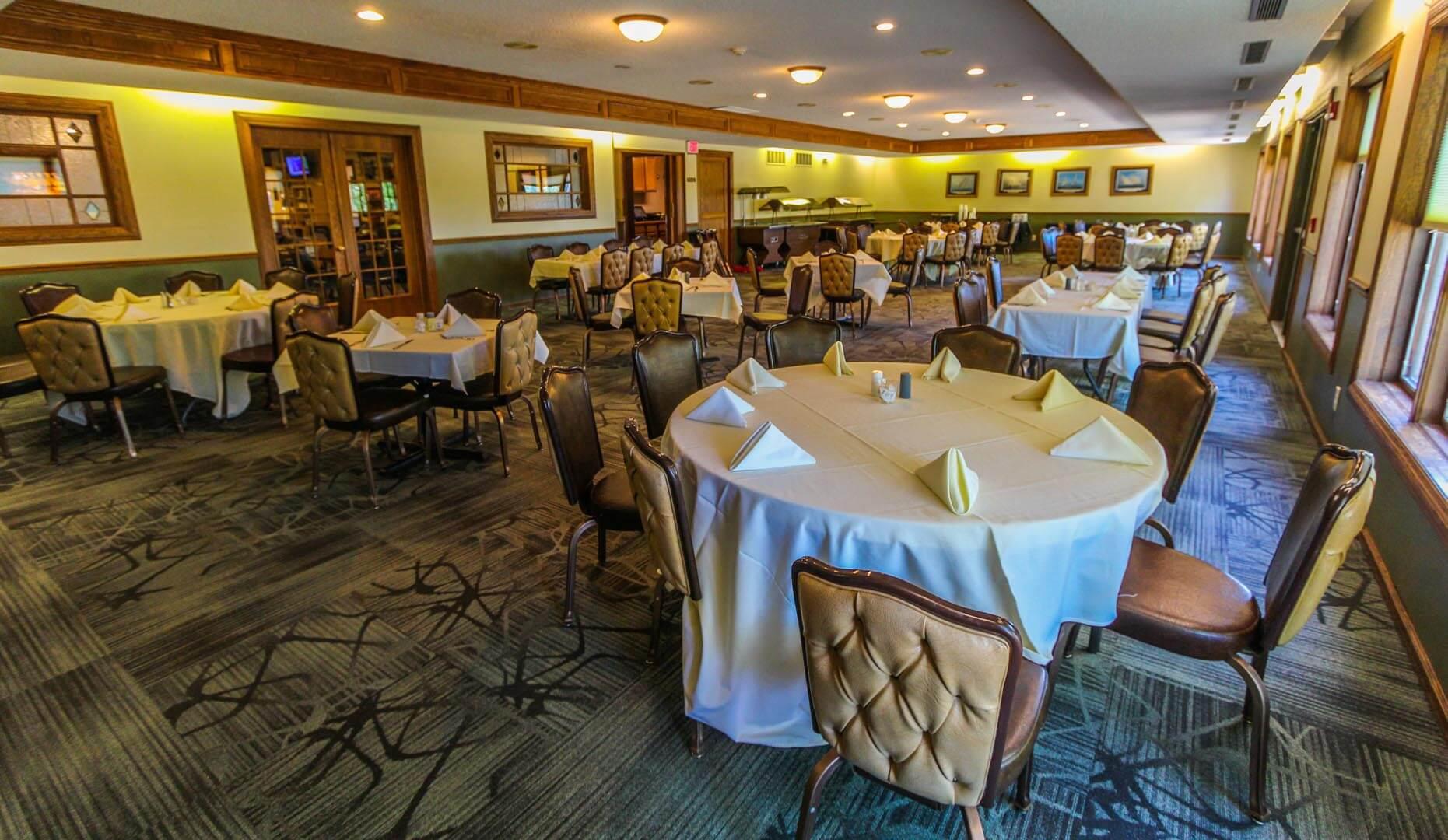 Clover Ridge Resort Lobby