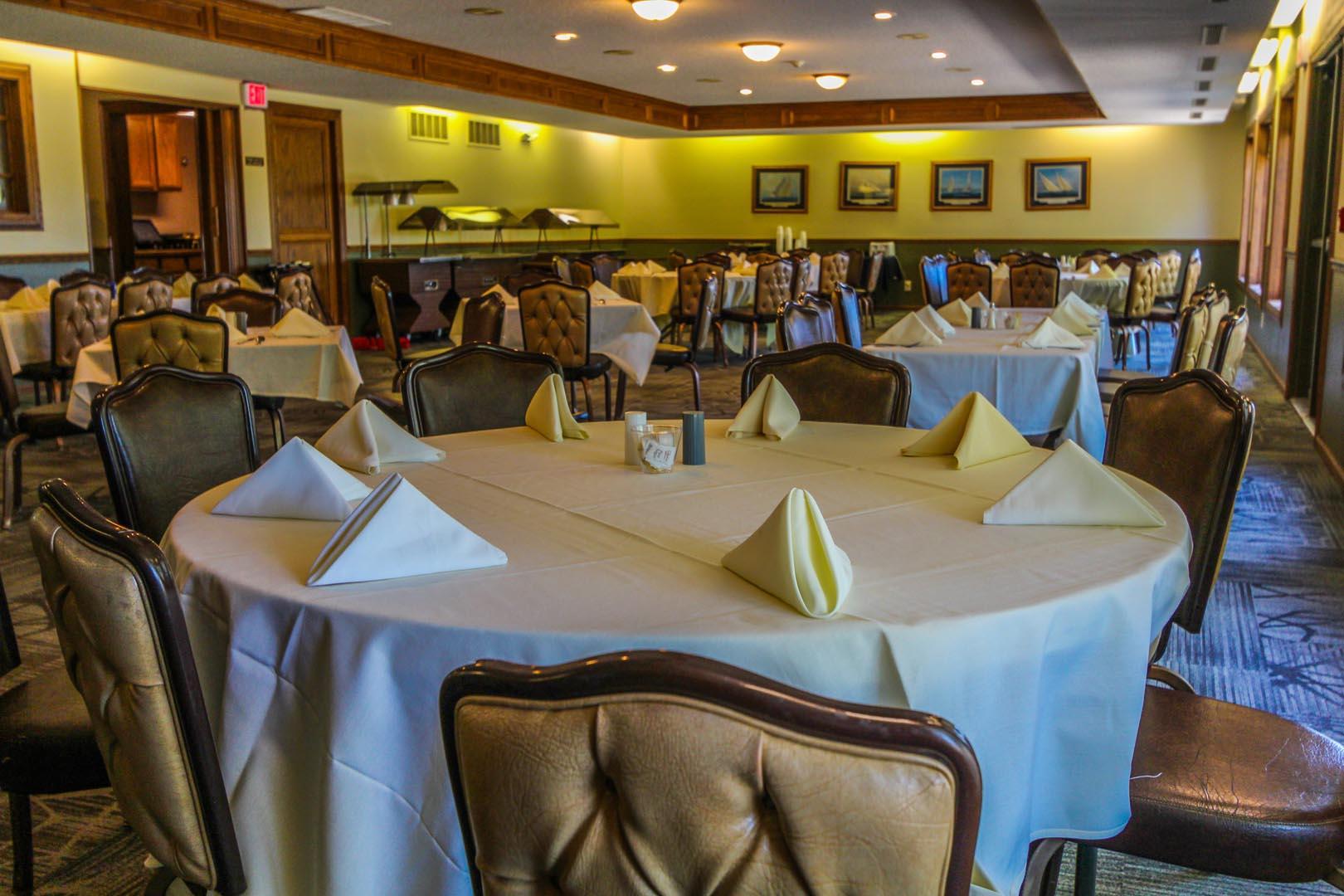 Clover Ridge Resort Restaurant