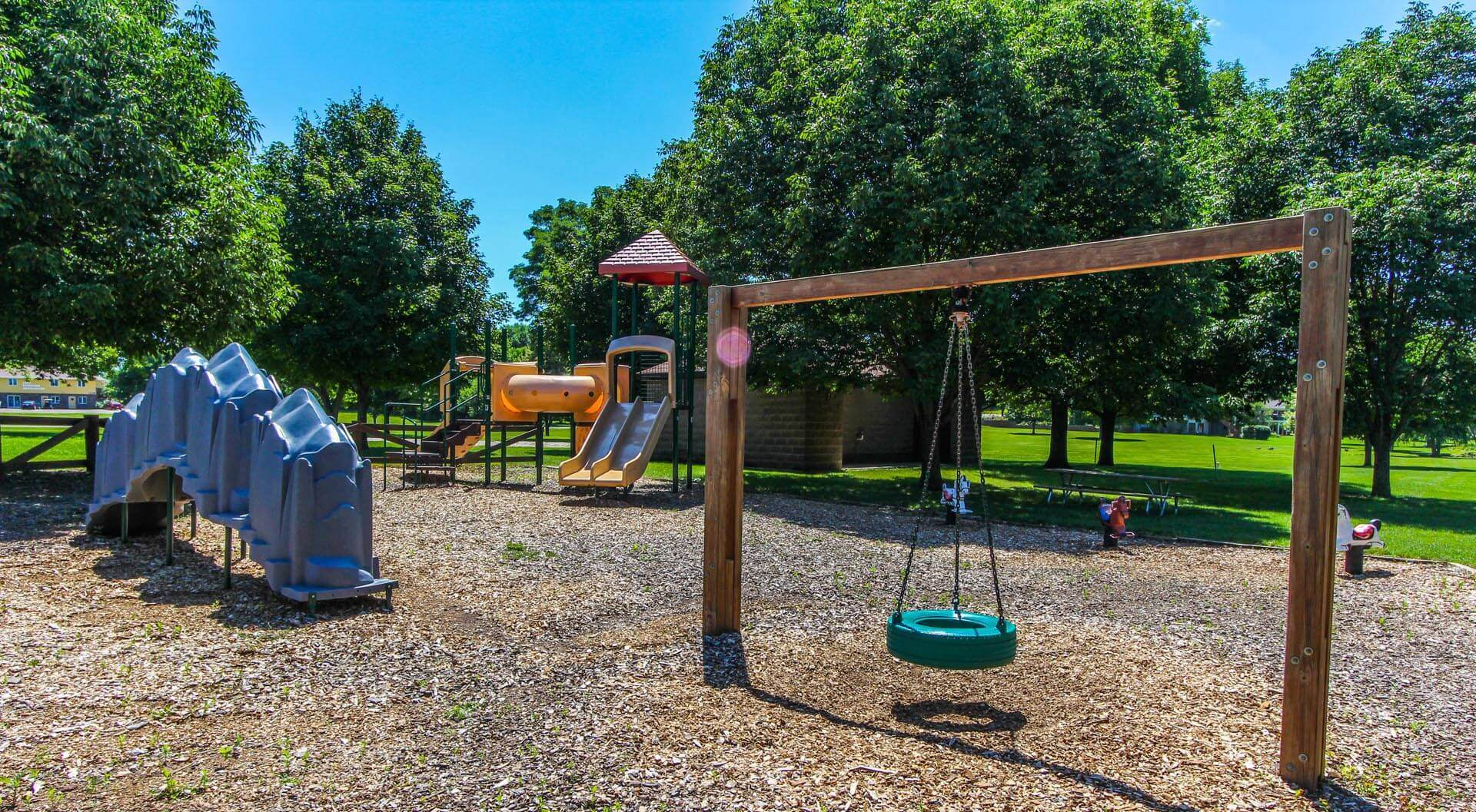 Clover Ridge Resort Playground