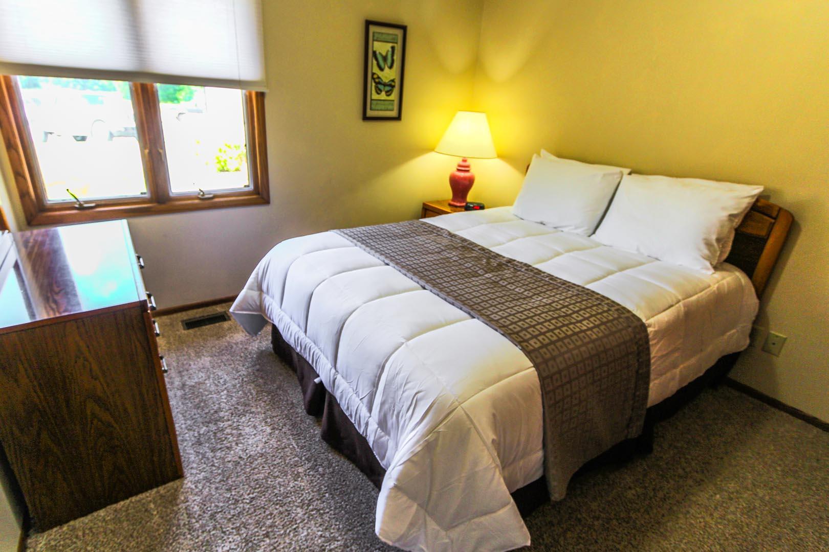 Clover Ridge Resort Bedroom