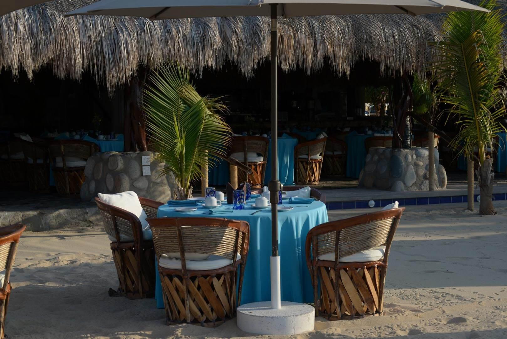 Club Cascadas Restaurant