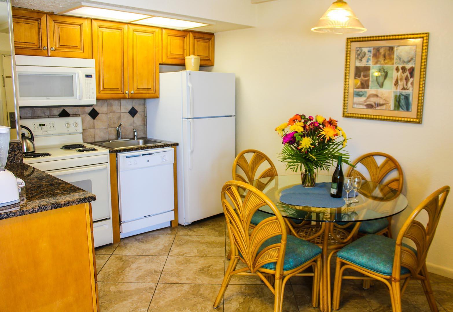 Coral Reef Beach Resort Kitchen