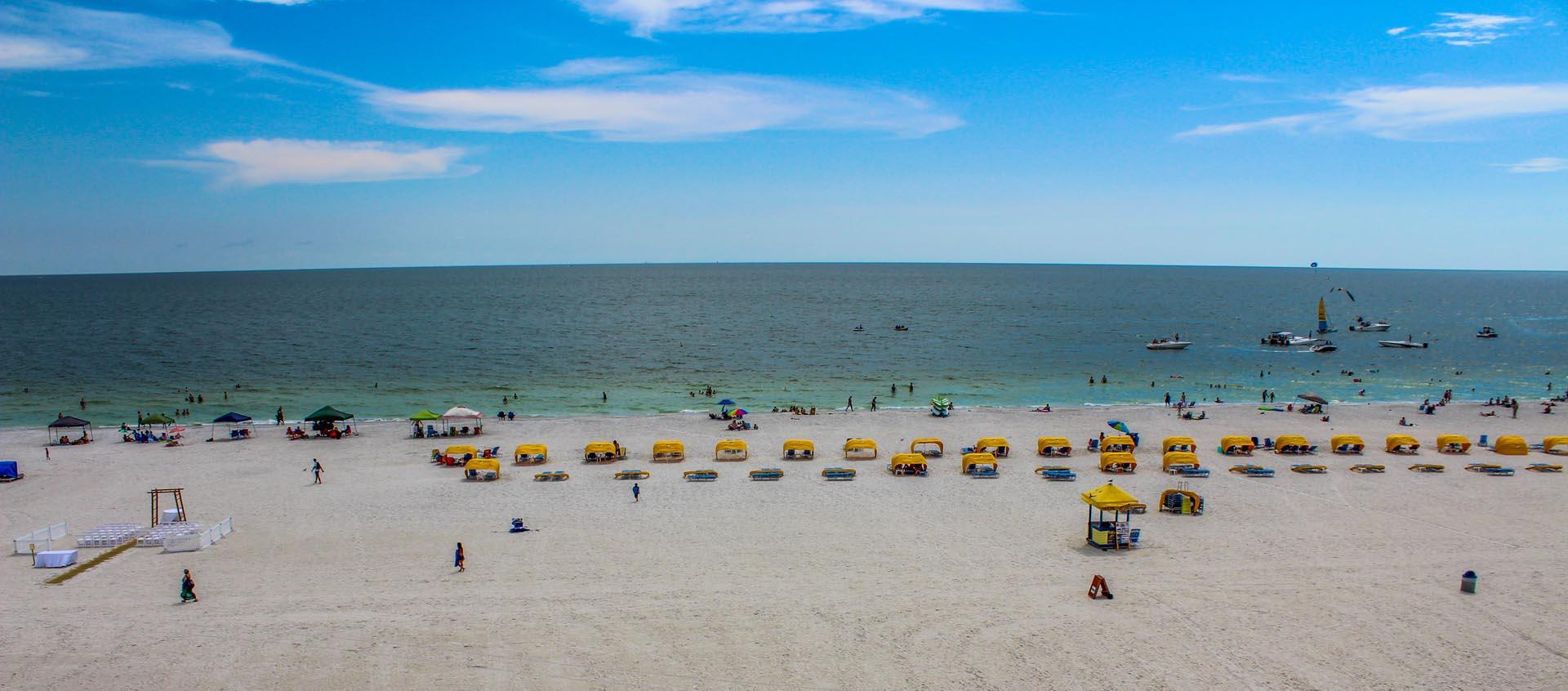 Coral Reef Beach Resort Beachfront