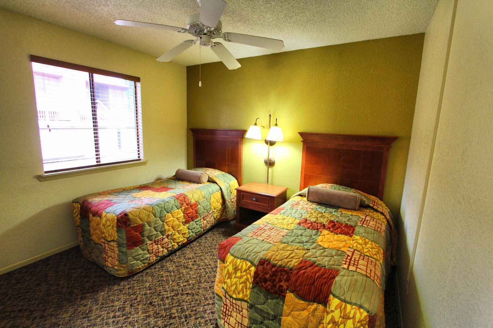 Crown Point Resort Bedroom