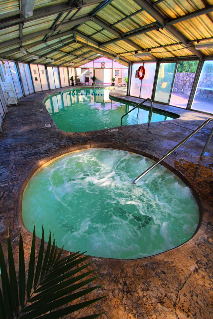 Crown Point Resort Indoor Pool