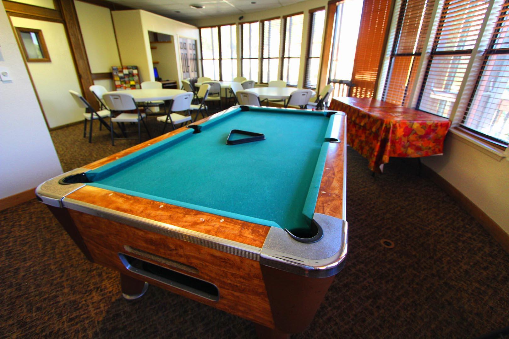 Crown Point Resort Game Room