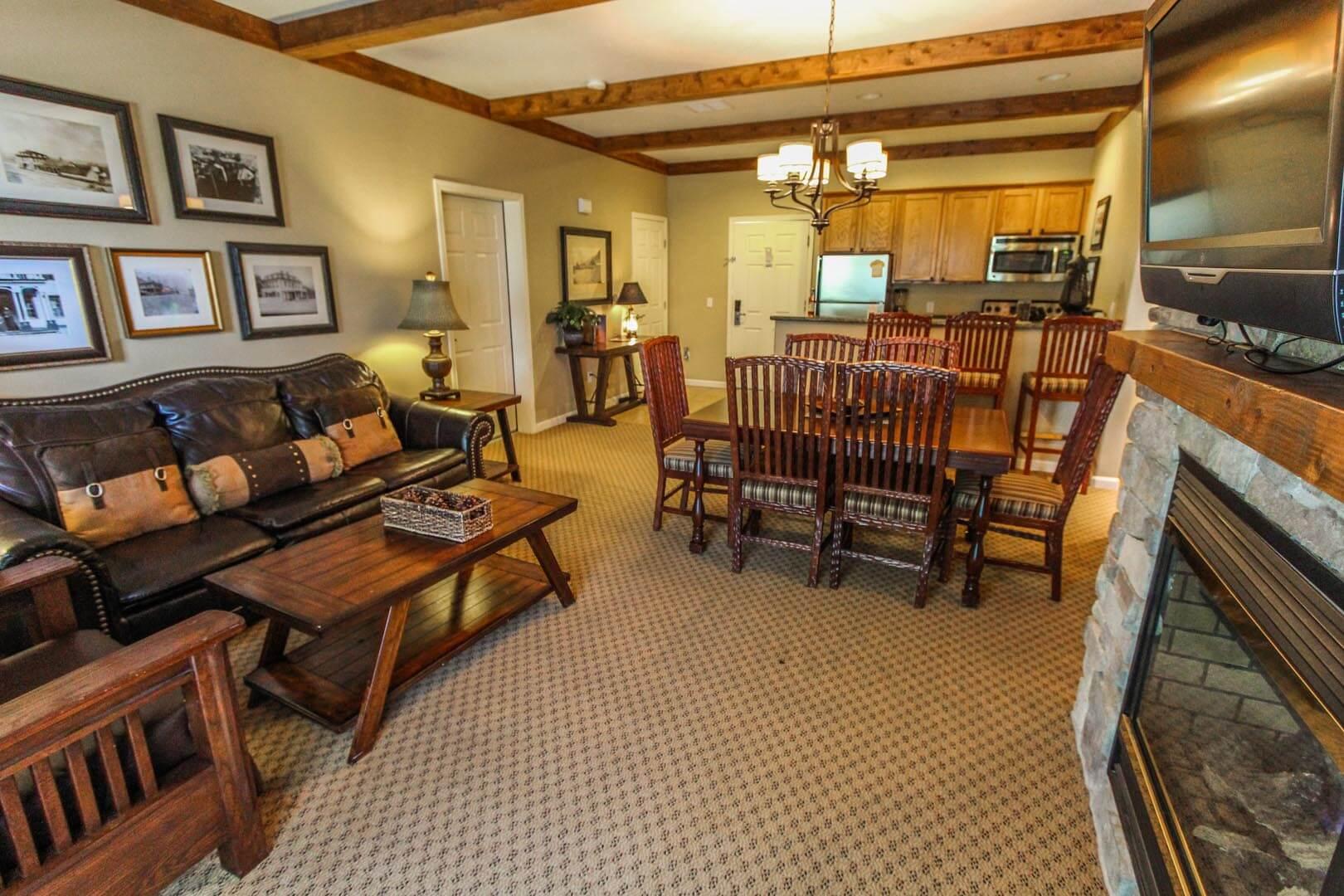David Walleys Living Room