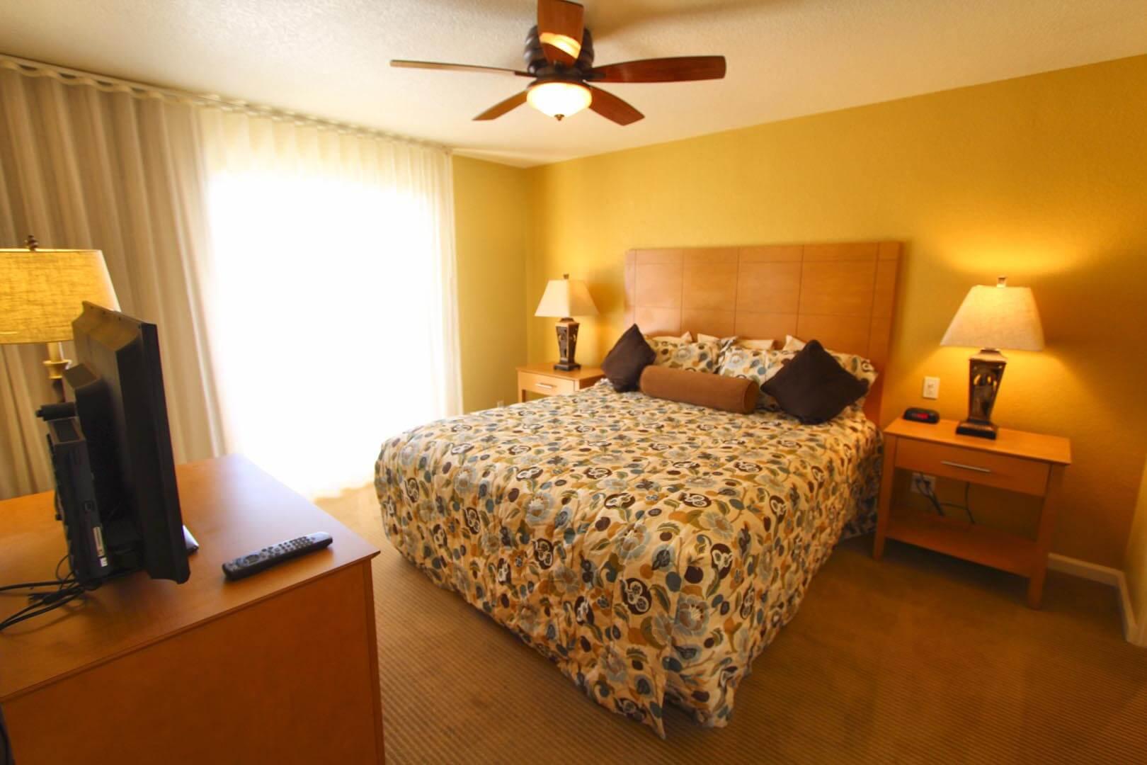 Desert Vacation Villas Bedroom