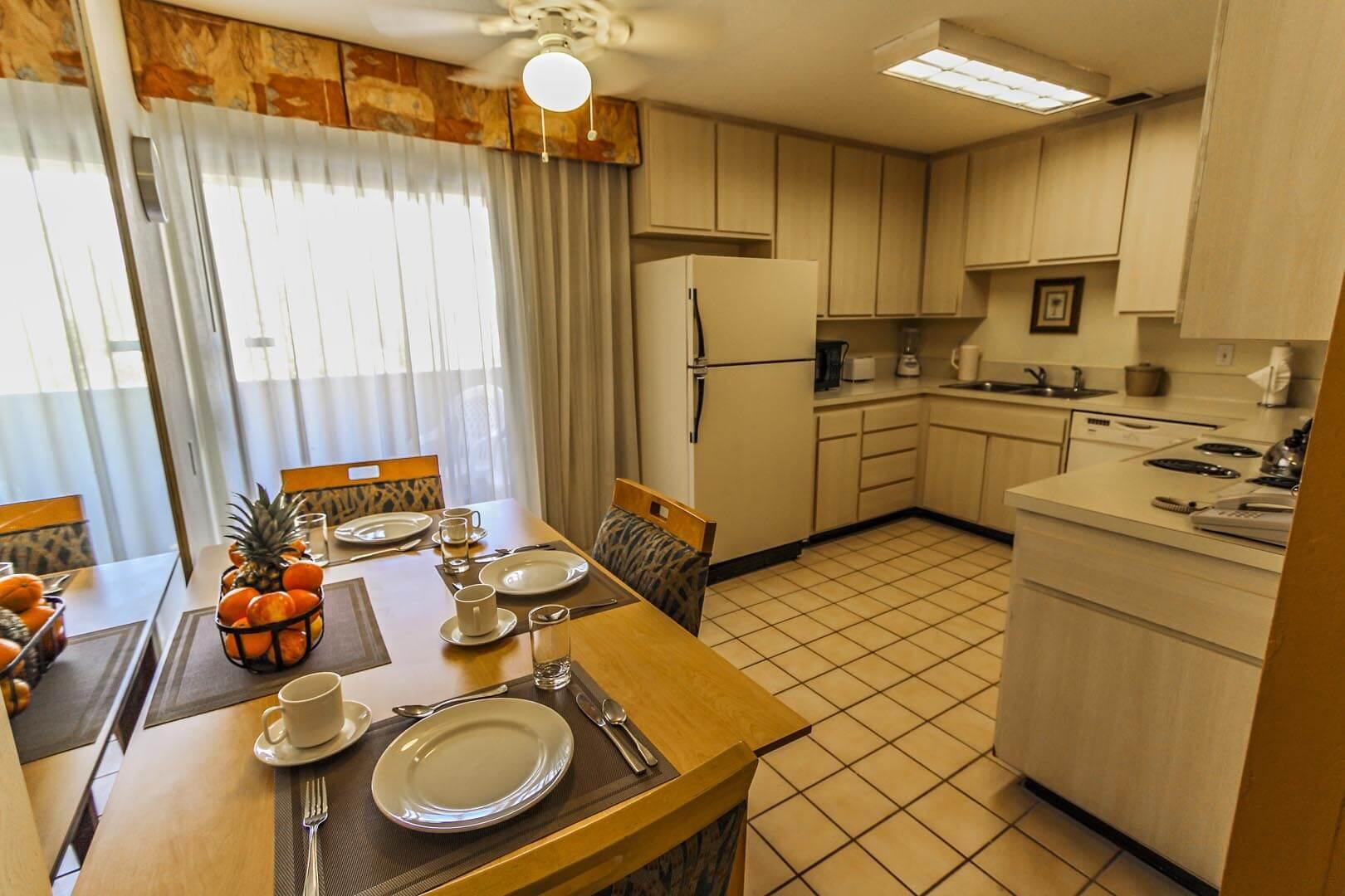Desert Vacation Villas Kitchen