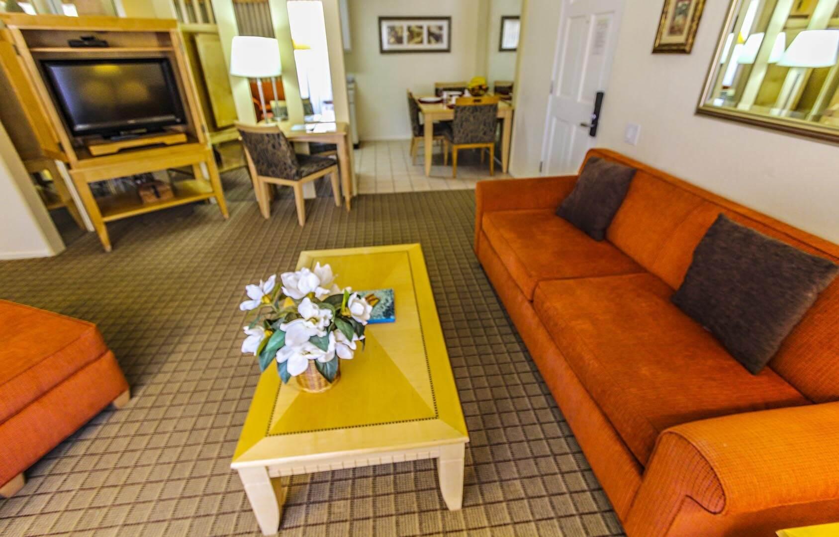 Desert Vacation Villas Living Room