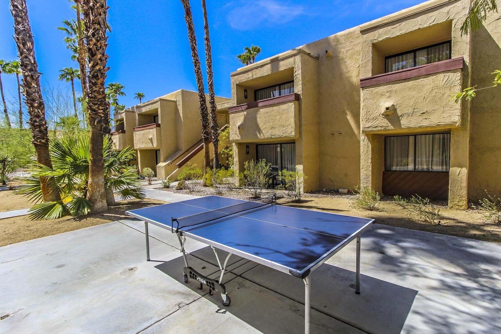 Desert Vacation Villas Common Area