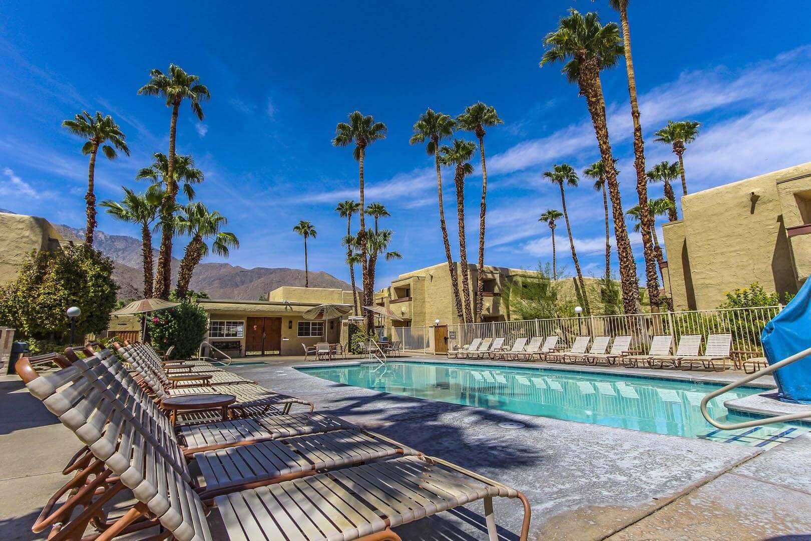 Desert Vacation Villas Pool