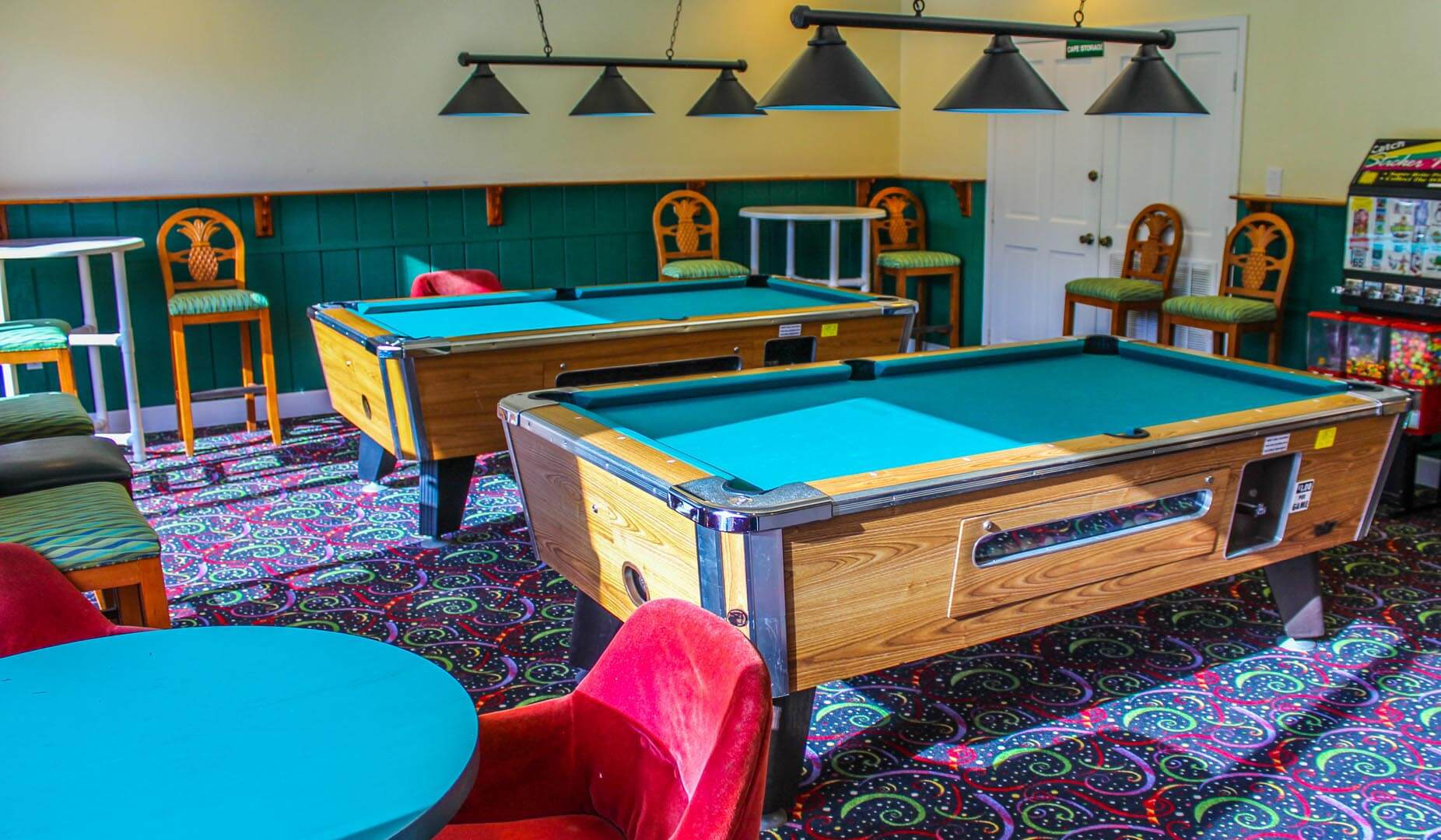 Discovery Beach Resort Game Room