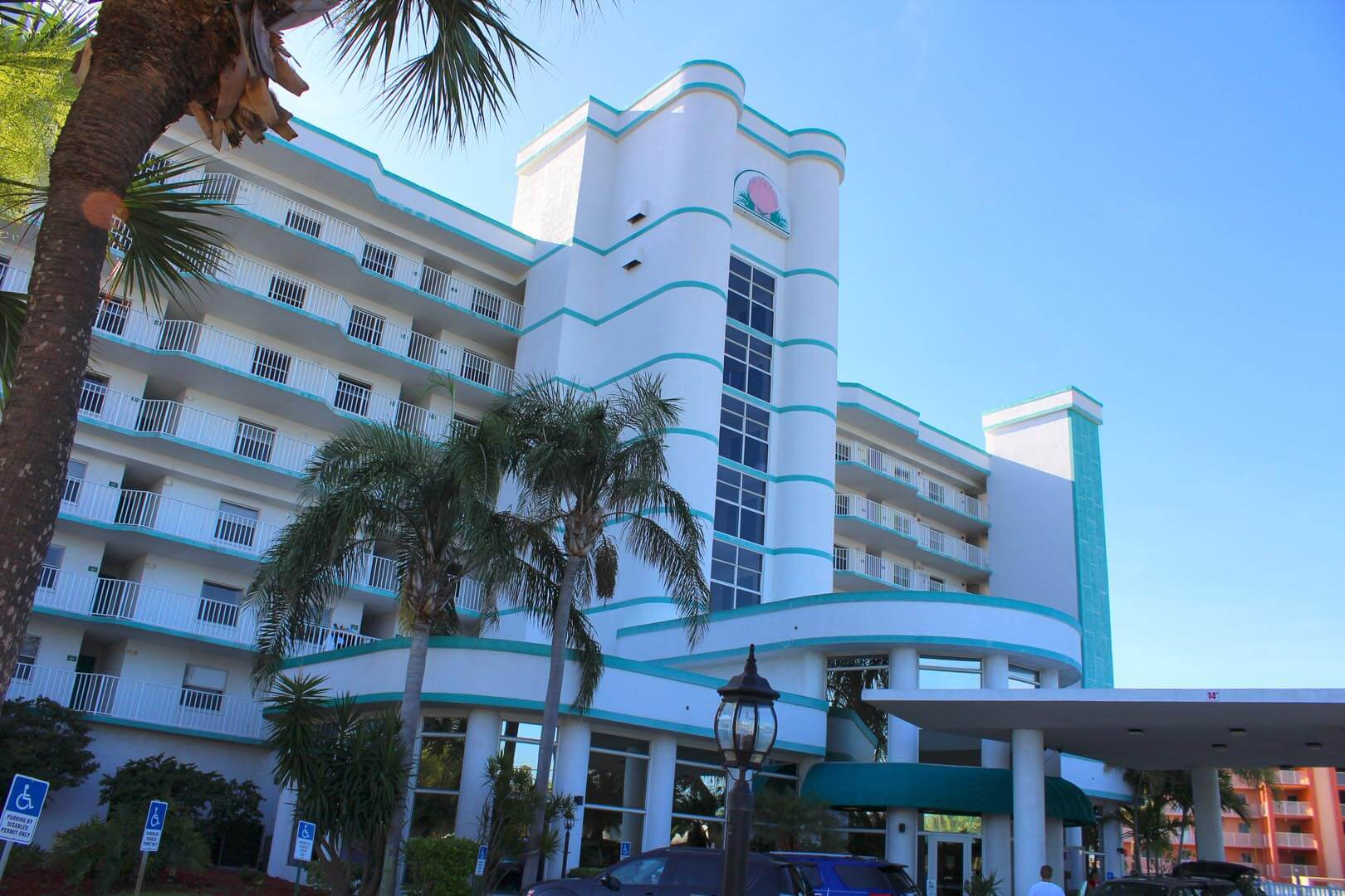 Discovery Beach Resort Building