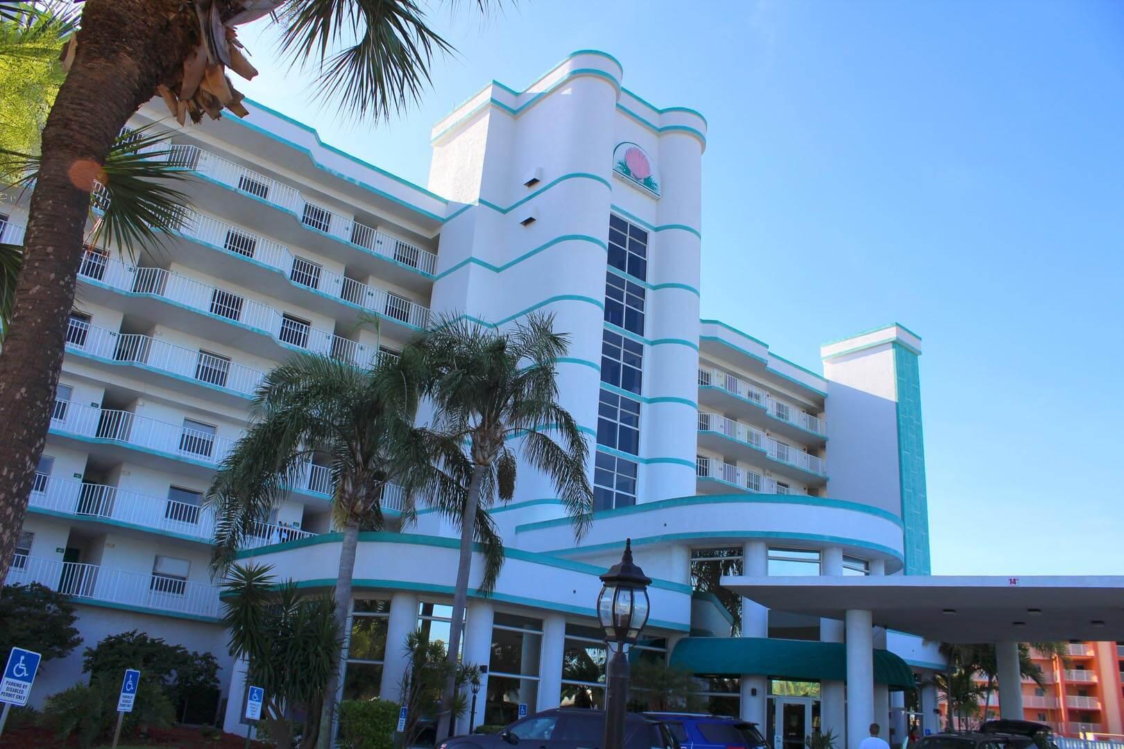 Discovery Beach Resort Building