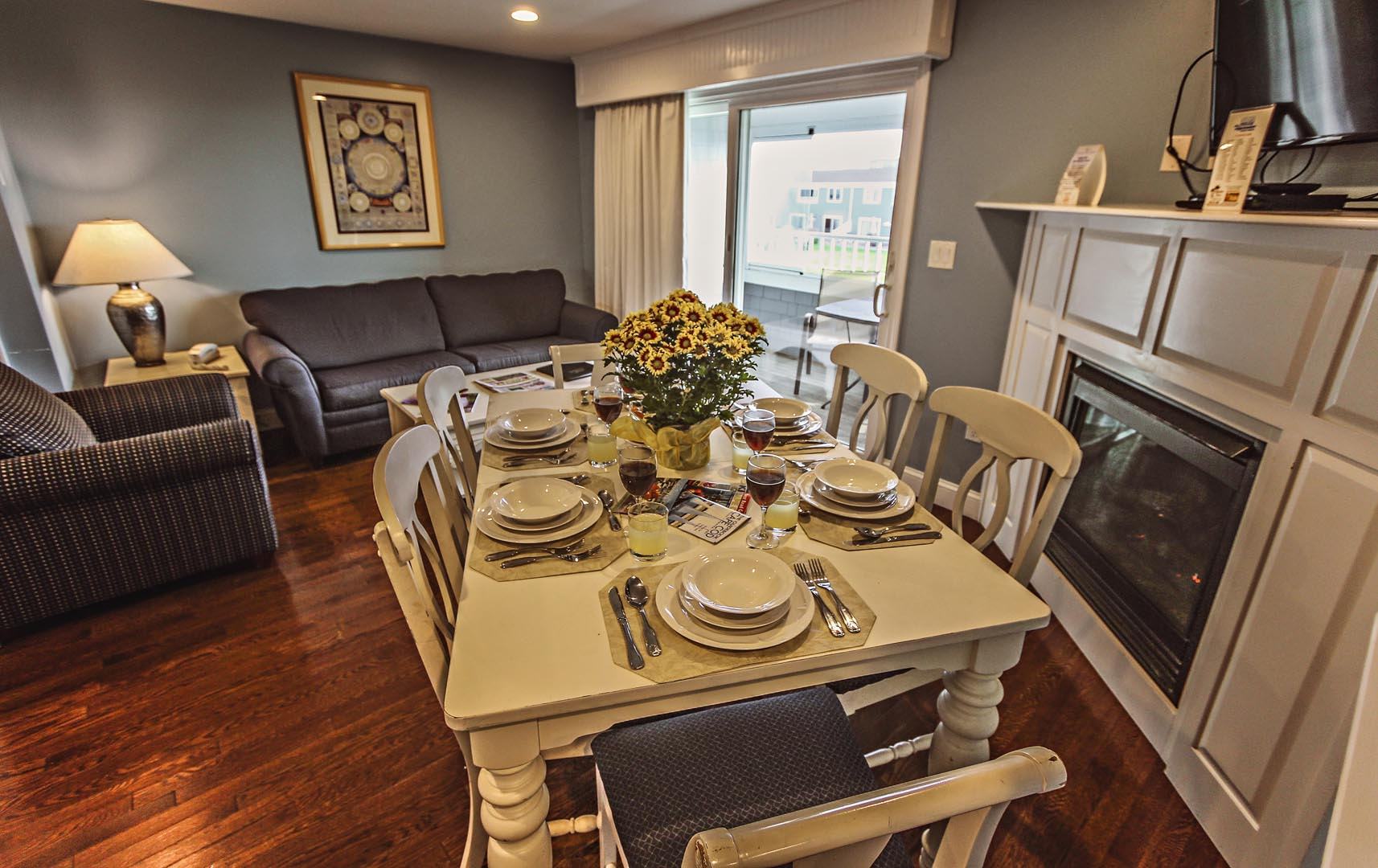 Edgewater Beach Resort Dining Room