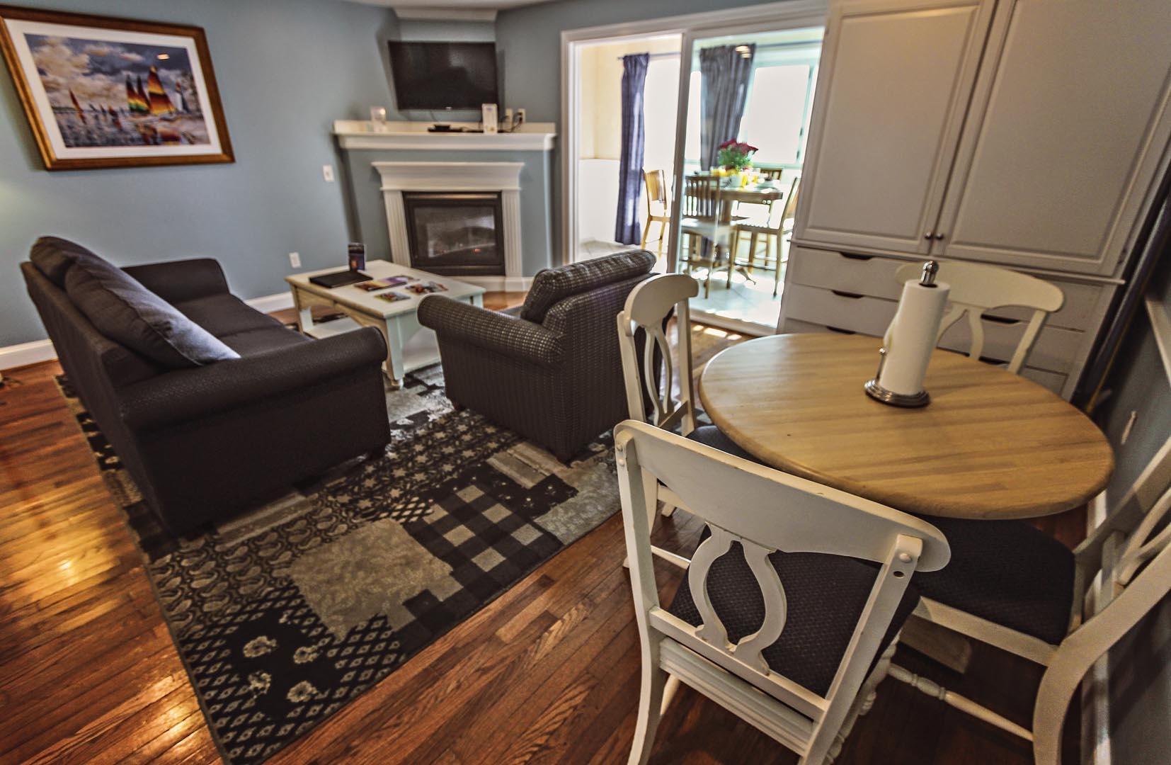 Edgewater Beach Resort Living Room