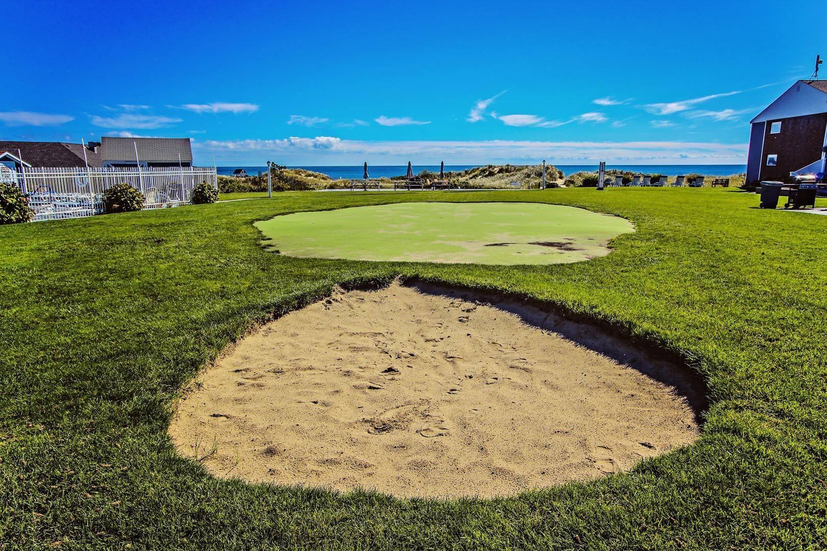 Edgewater Beach Resort Putting Green