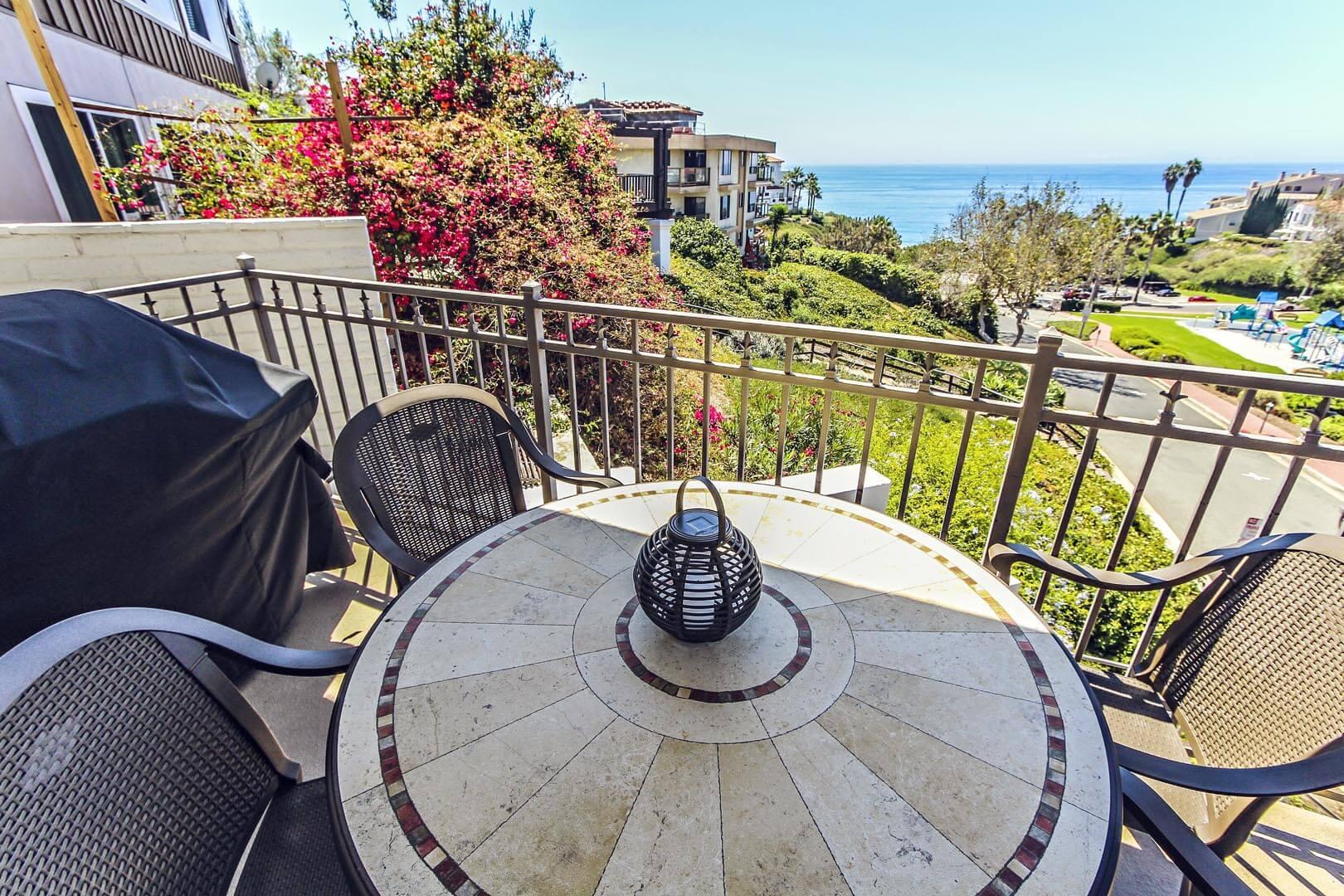 Four Seasons Pacifica Balcony View