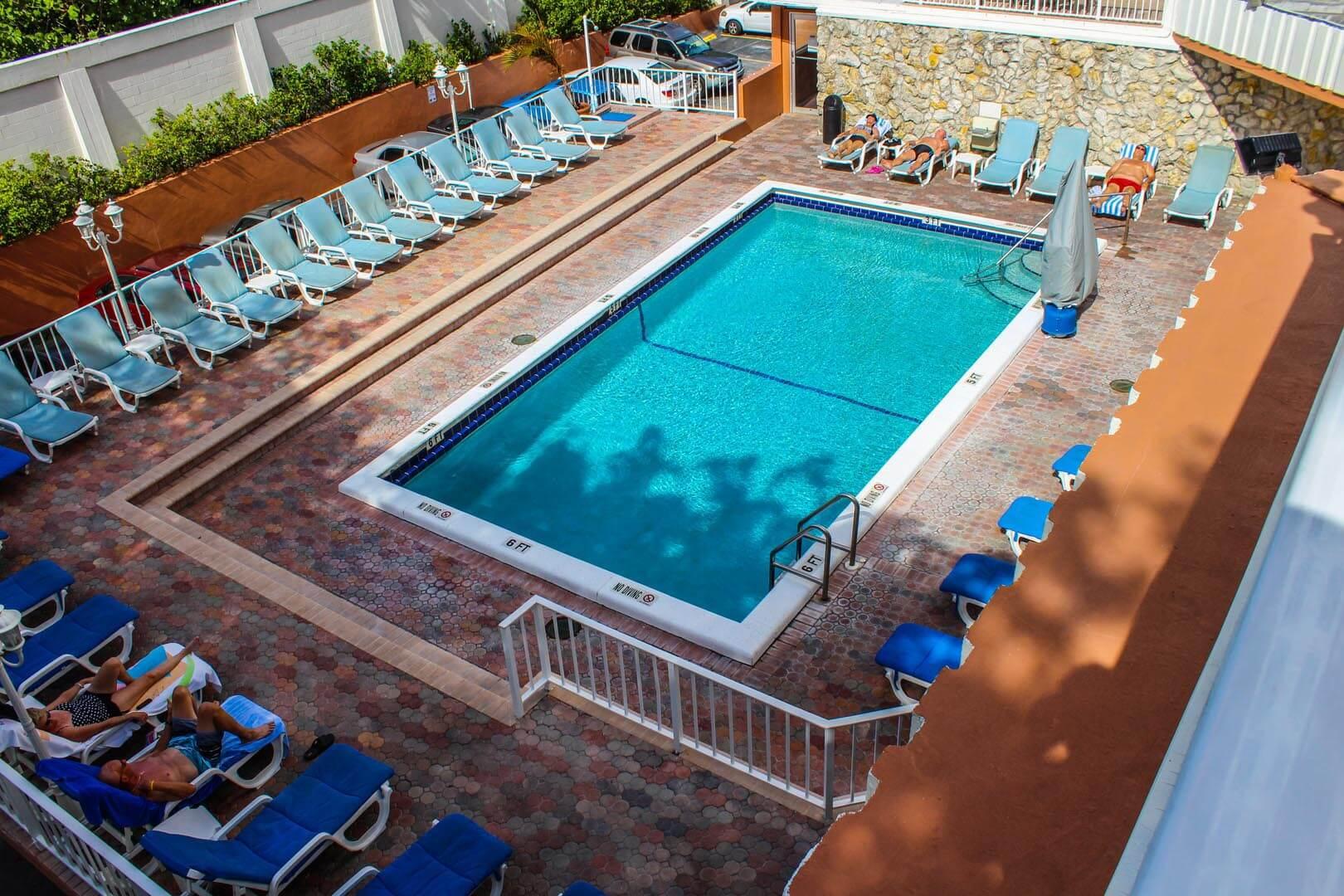 Ft Lauderdale Beach Resort Club Pool
