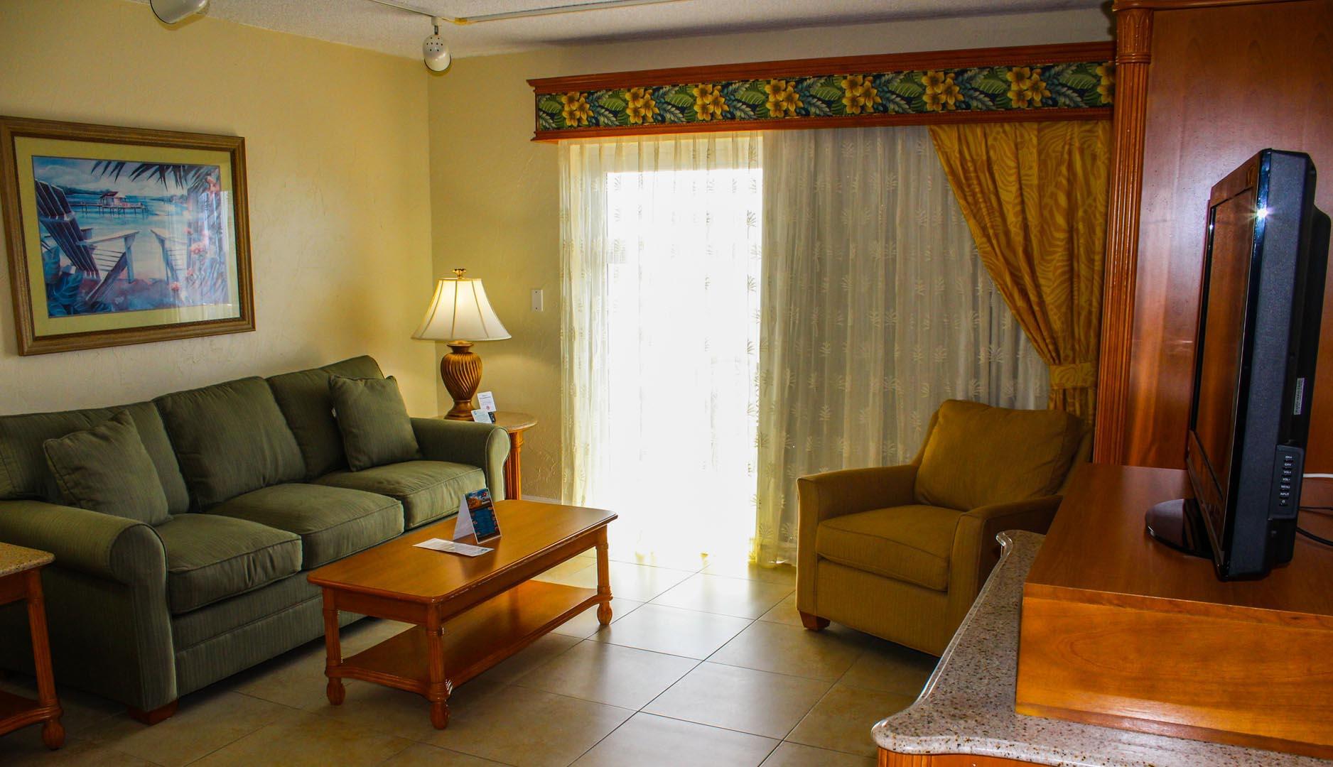 Ft Lauderdale Beach Resort Club Living Room