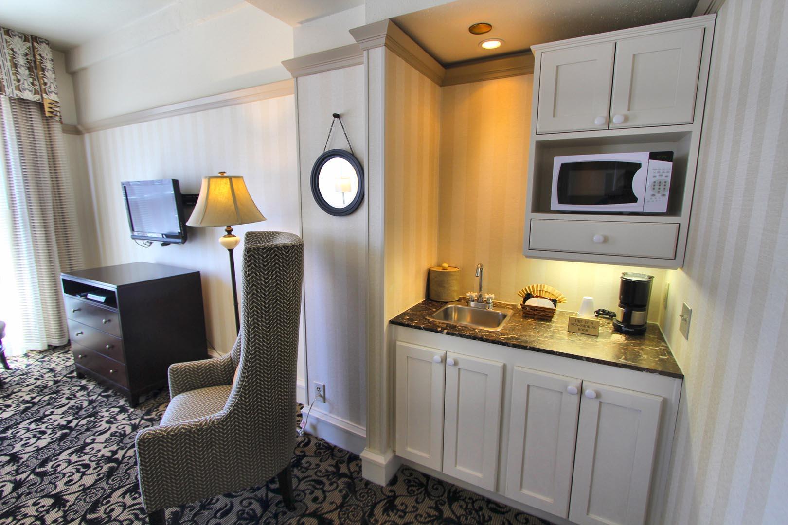Gaslamp Plaza Resort Kitchen